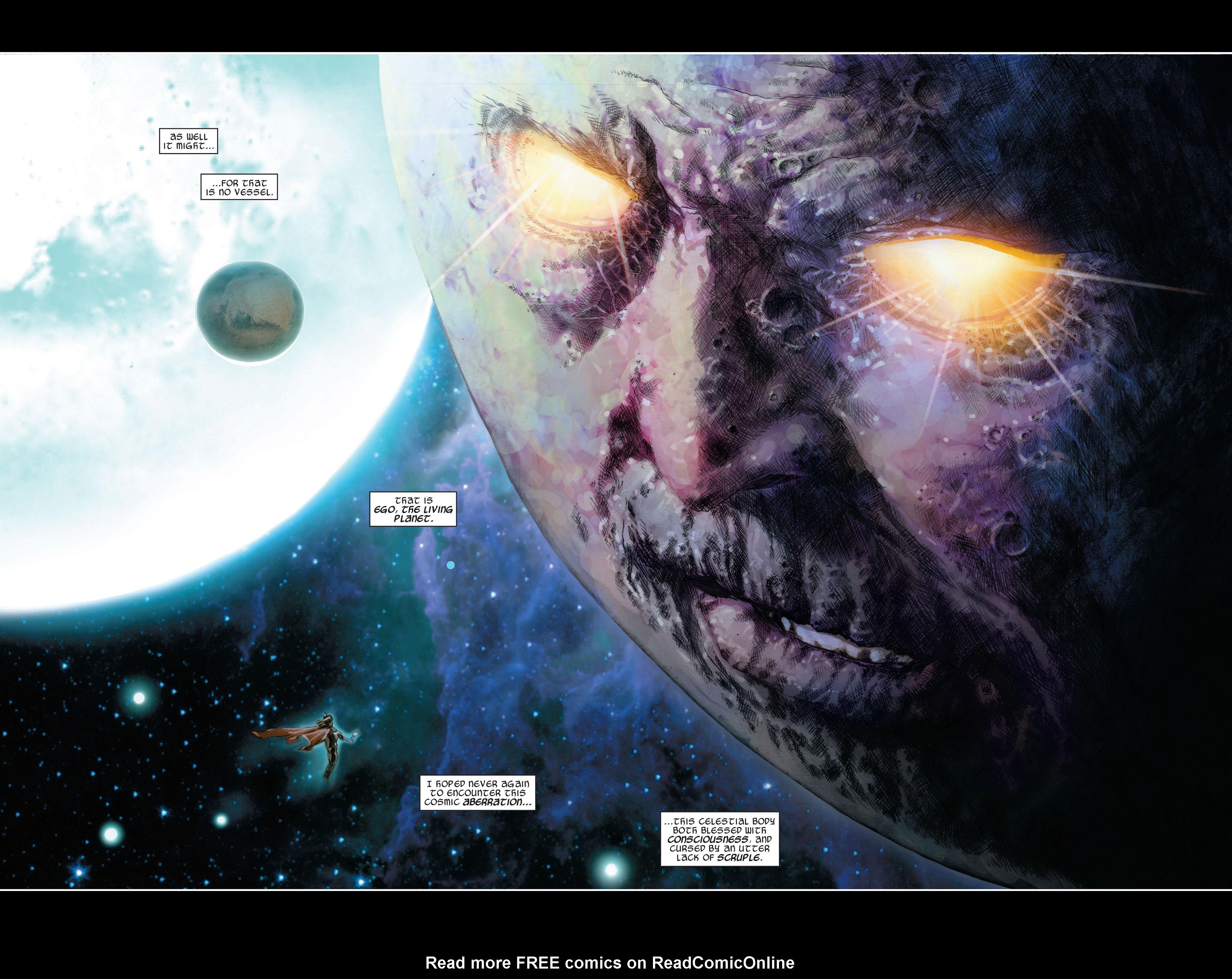 Read online Astonishing Thor comic -  Issue #1 - 15
