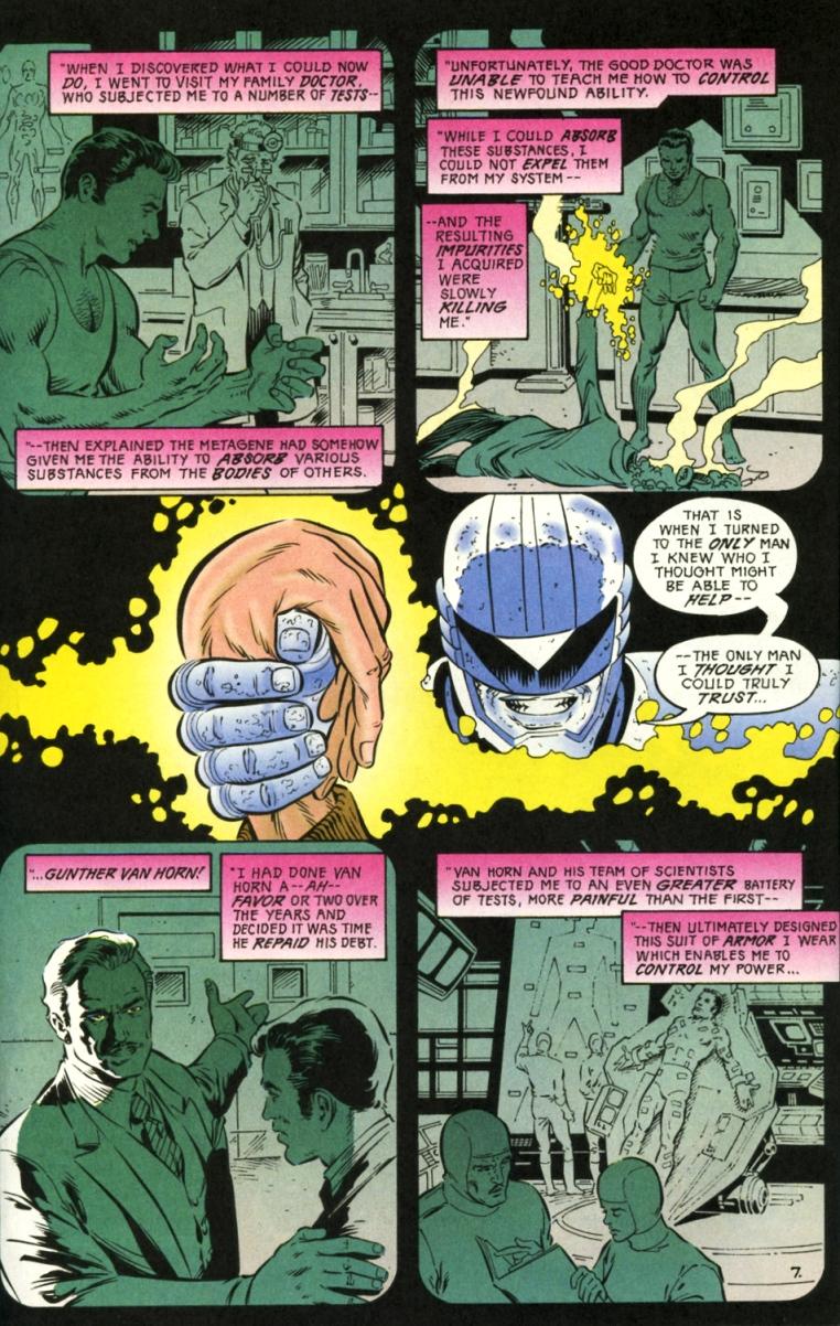 Read online Gunfire comic -  Issue #3 - 10