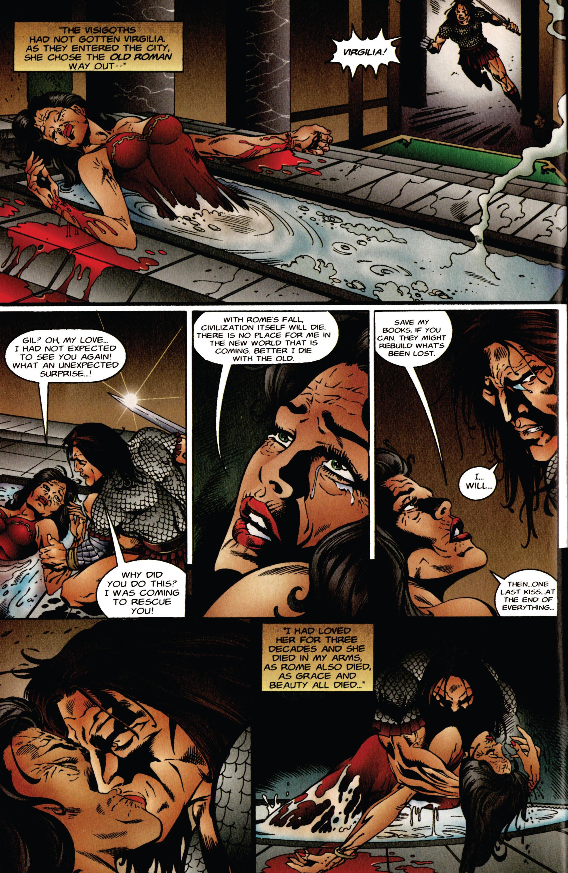 Read online Eternal Warrior (1992) comic -  Issue #41 - 5