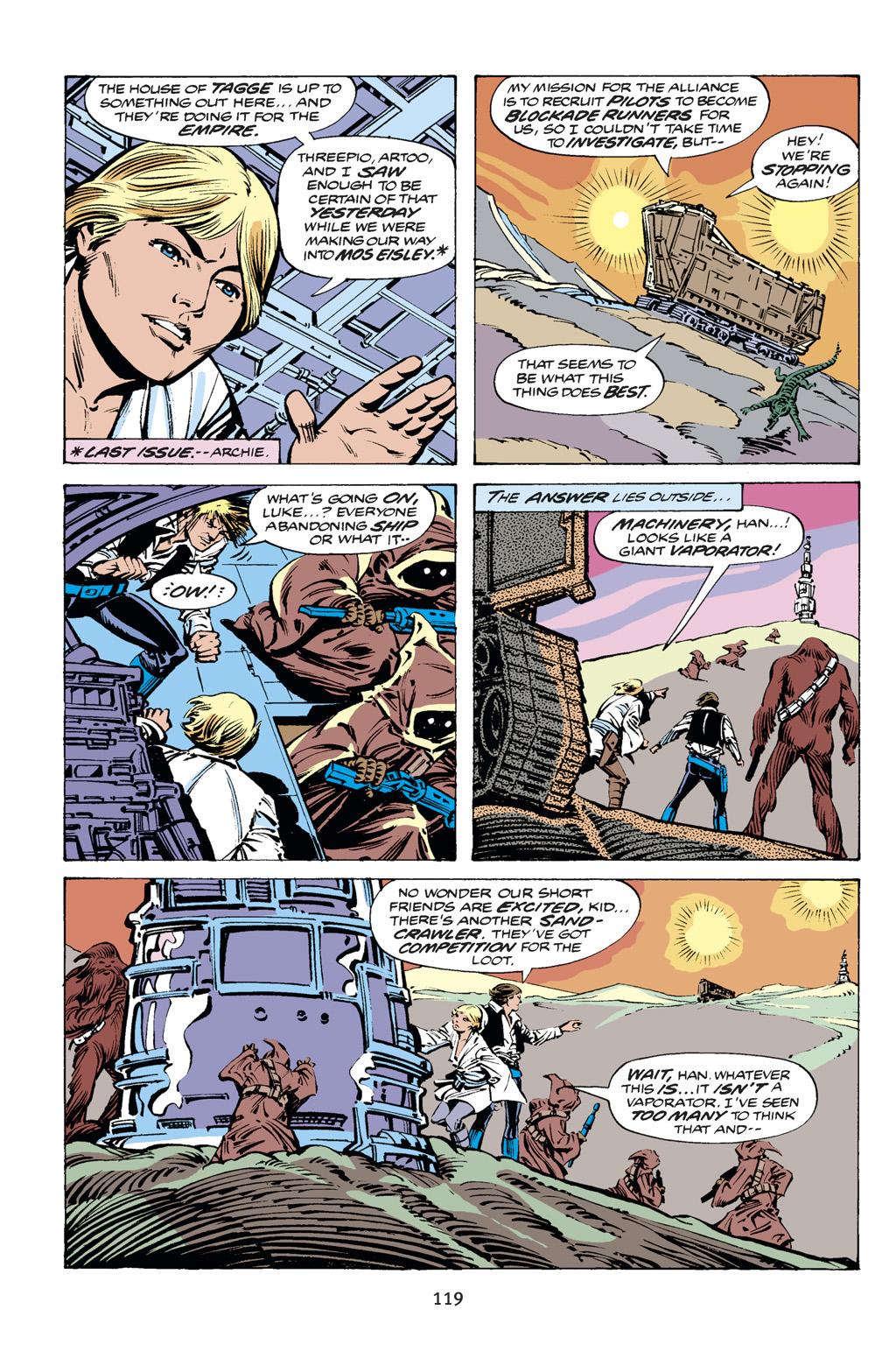 Read online Star Wars Omnibus comic -  Issue # Vol. 14 - 119