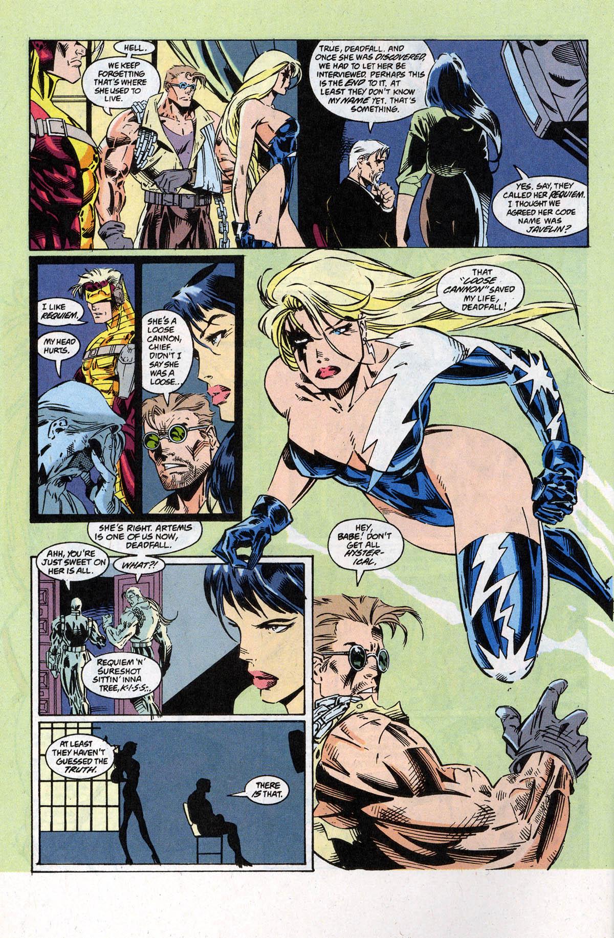 Read online Artemis: Requiem comic -  Issue #4 - 14