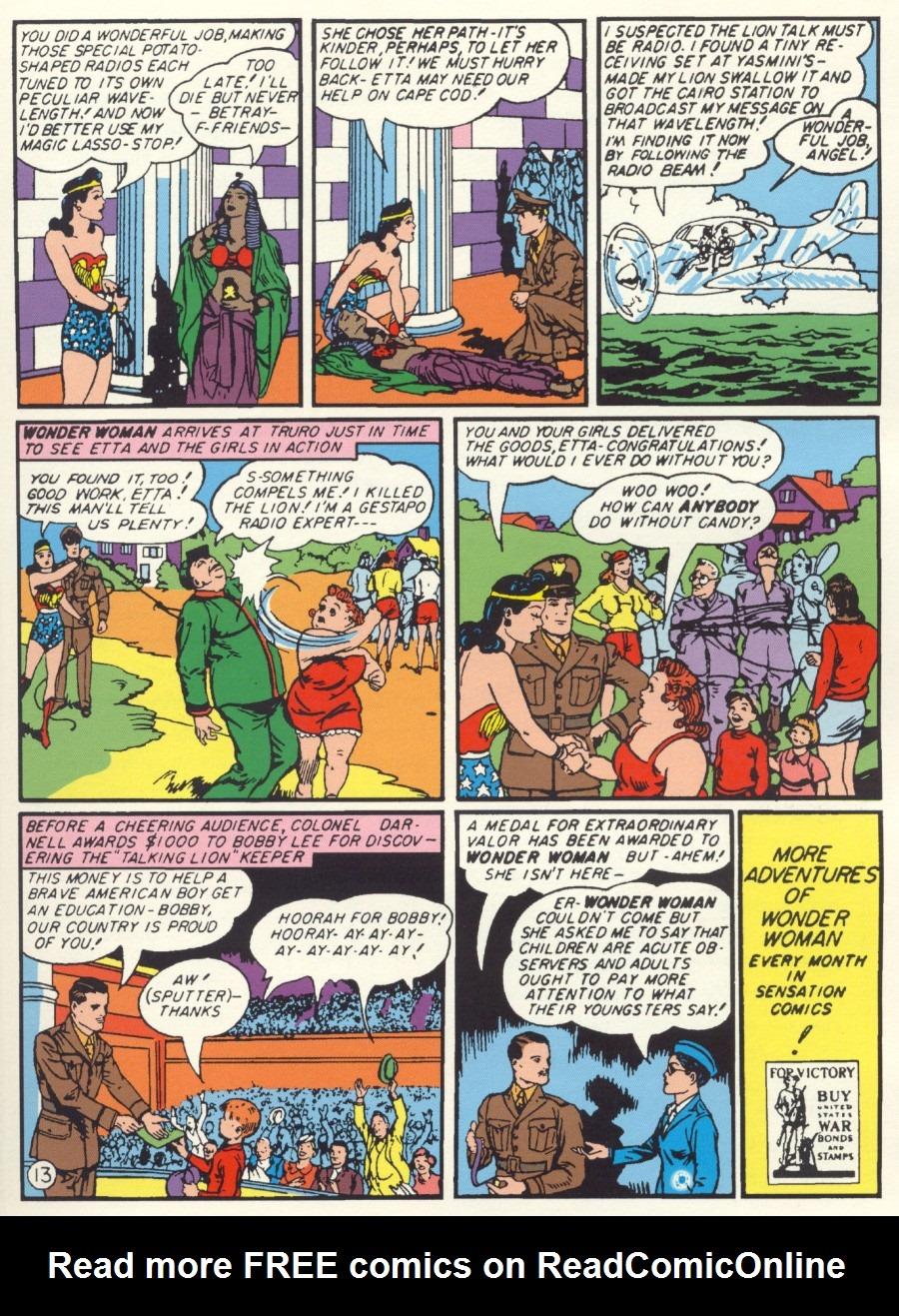 Read online Sensation (Mystery) Comics comic -  Issue #17 - 15