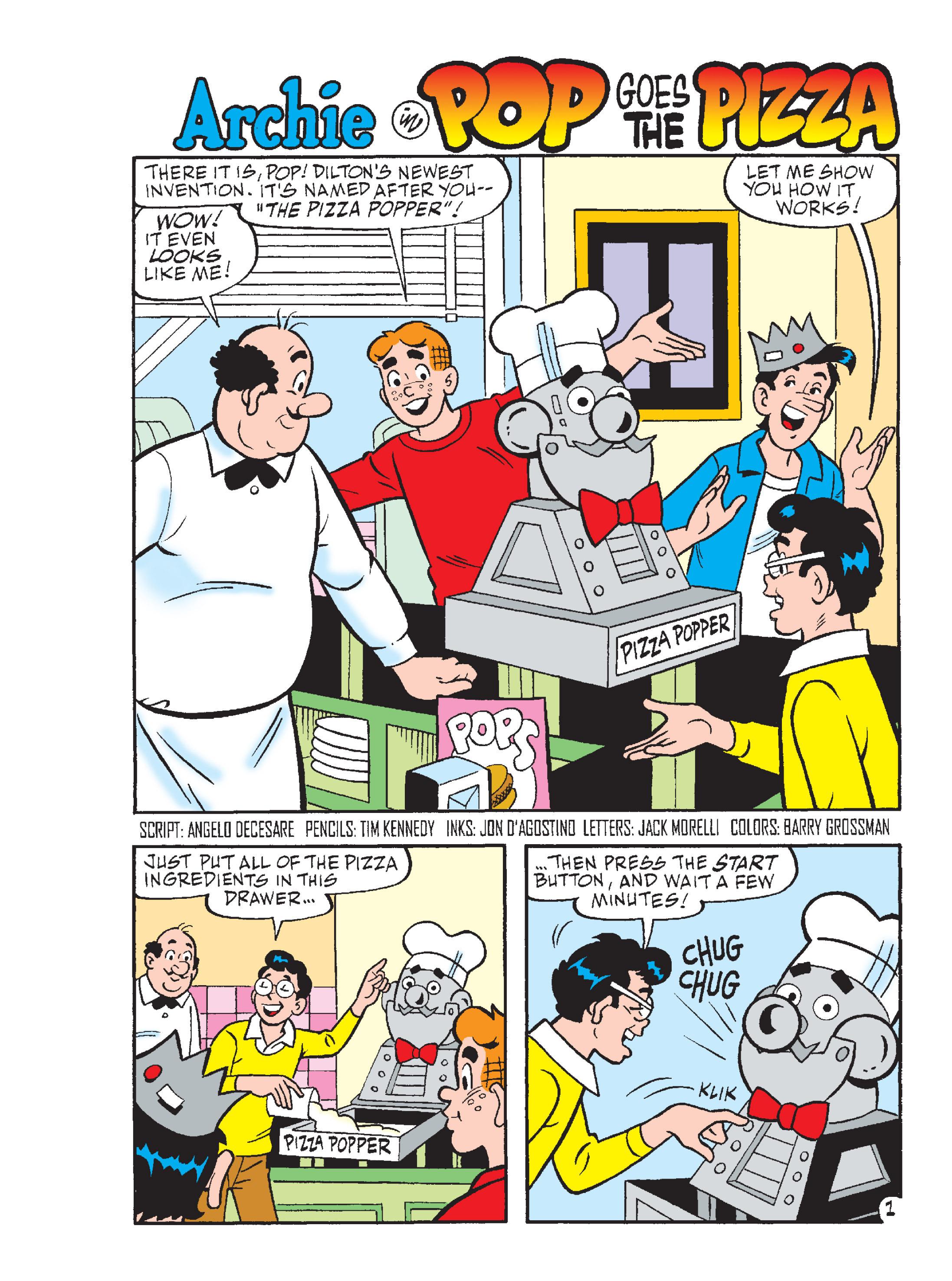 Read online Archie 1000 Page Comics Blowout! comic -  Issue # TPB (Part 1) - 3