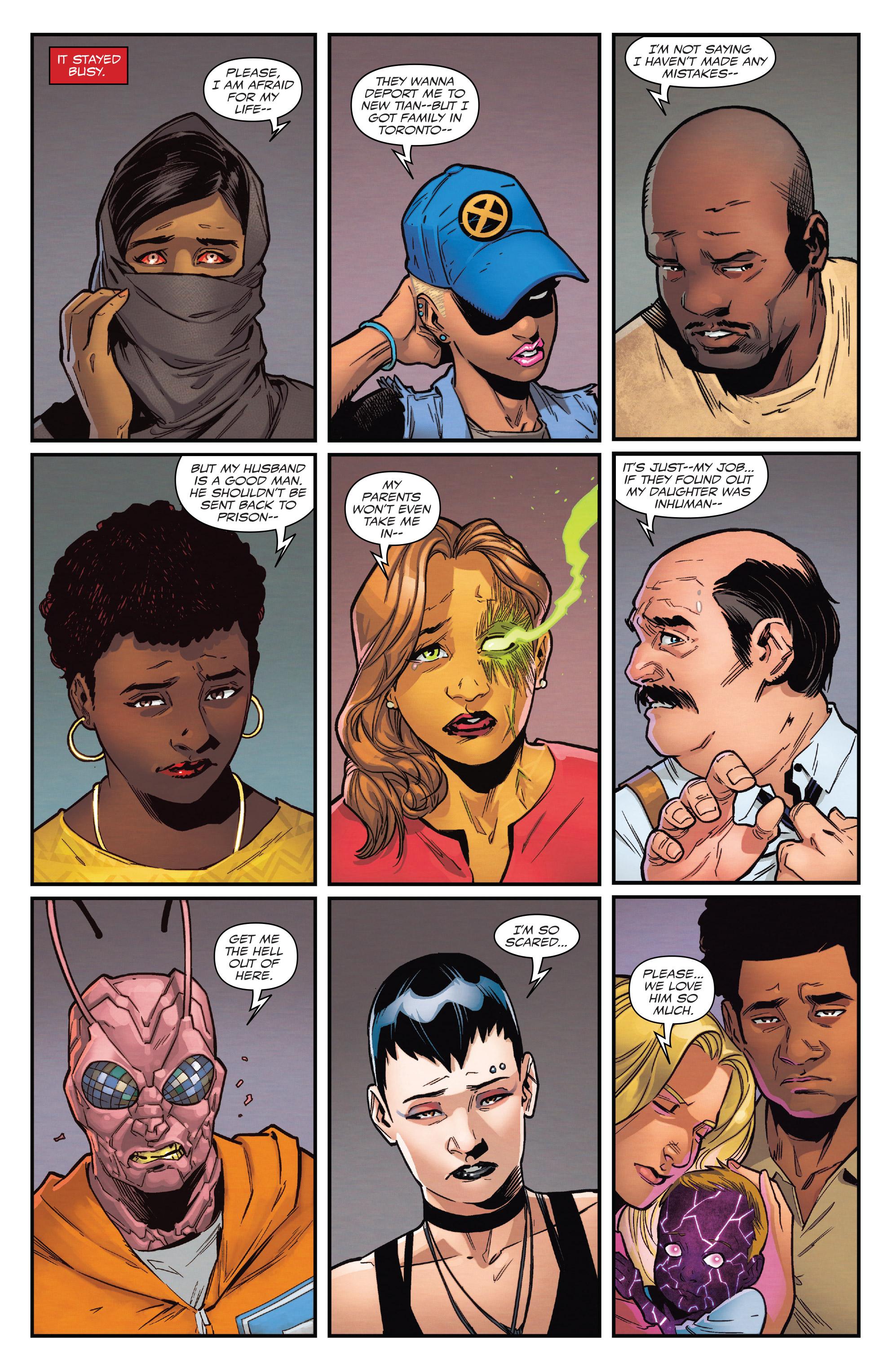 Read online Captain America: Sam Wilson comic -  Issue #22 - 18