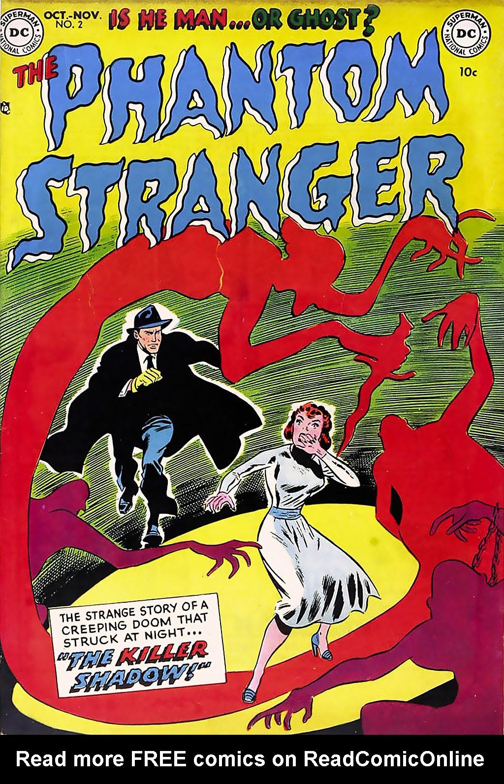 Phantom Stranger 2 Page 1