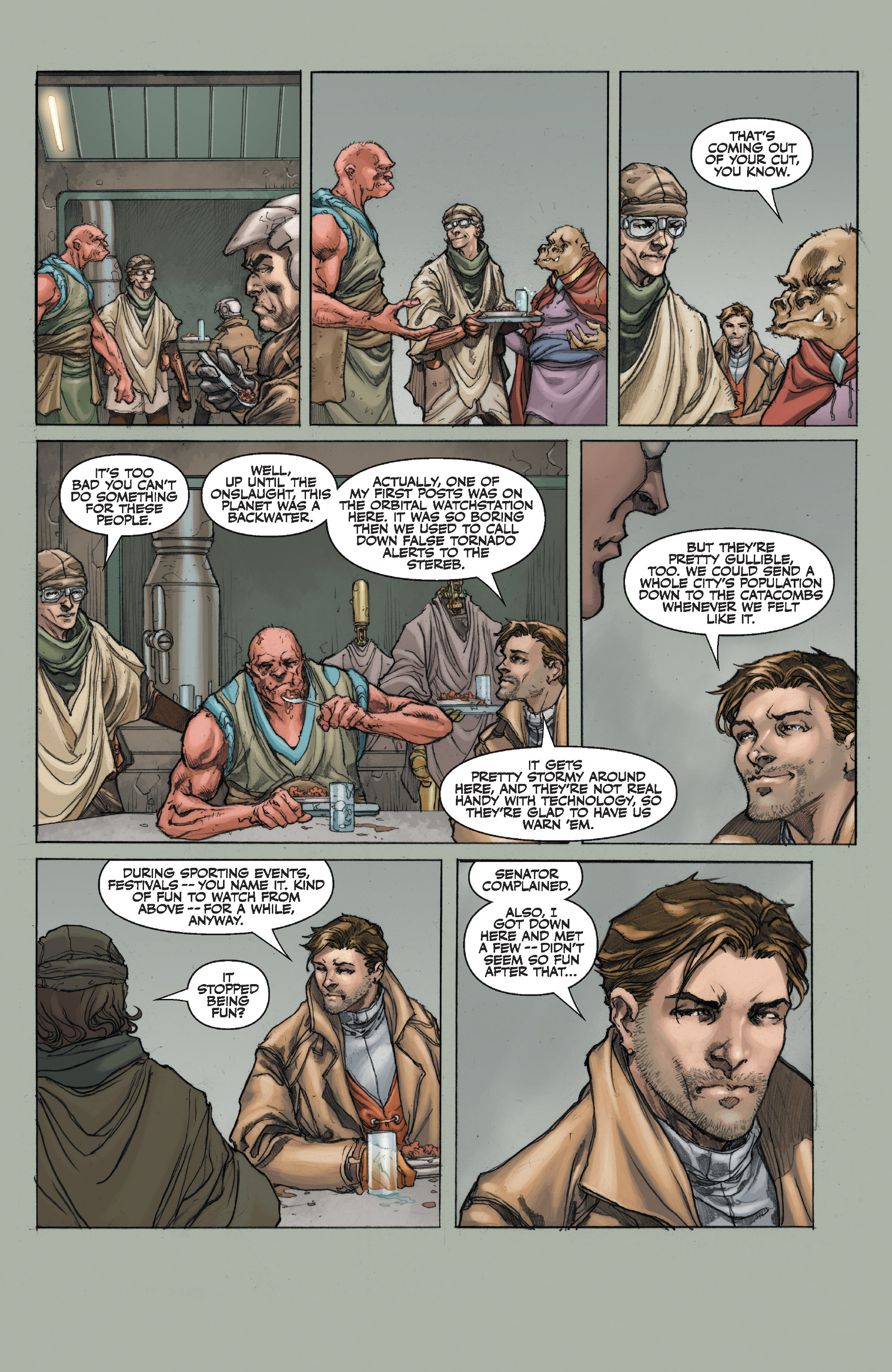 Read online Star Wars Omnibus comic -  Issue # Vol. 29 - 310