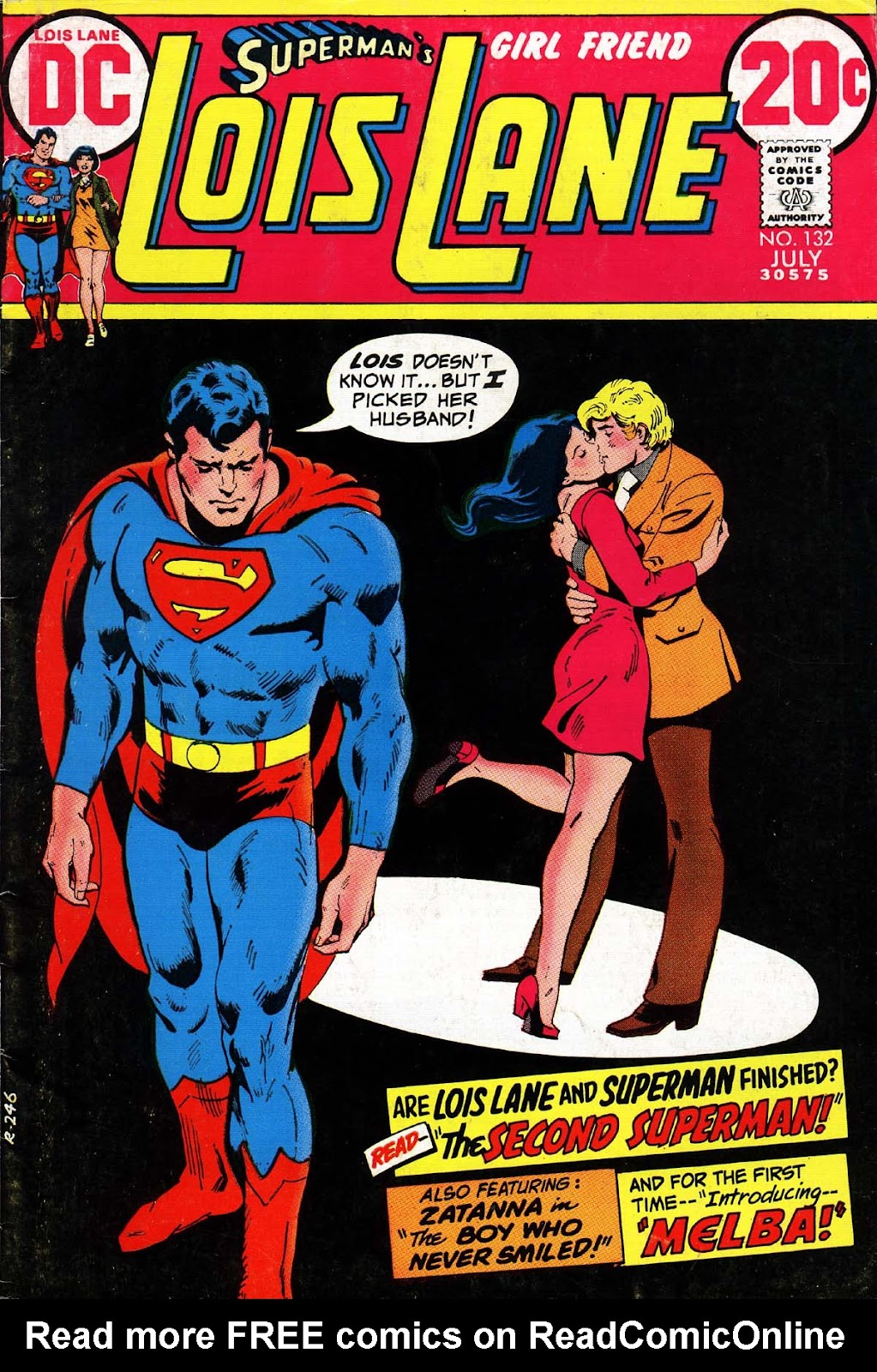 Supermans Girl Friend, Lois Lane 132 Page 1