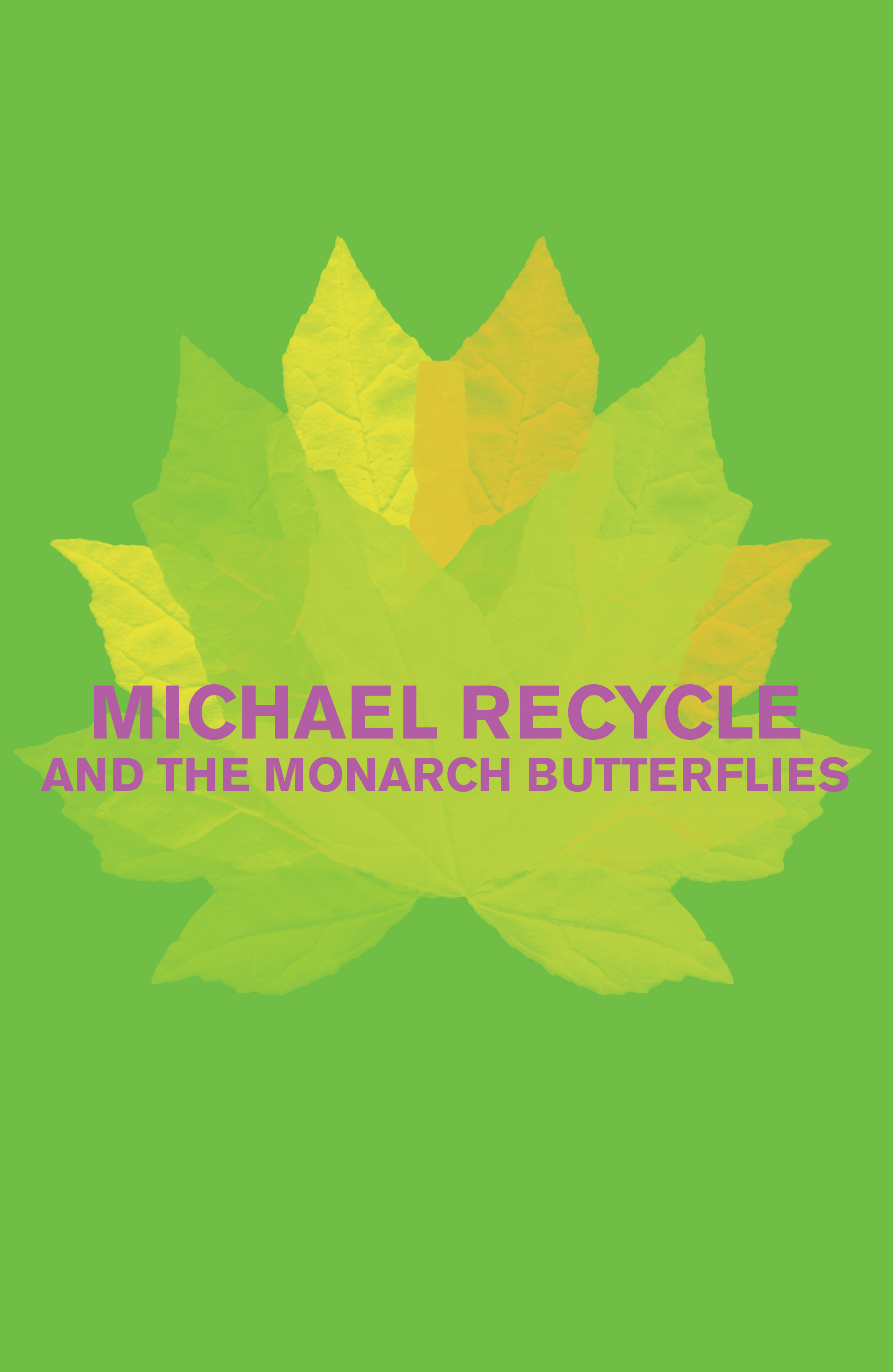 Read online Michael Recycle comic -  Issue #3 - 4