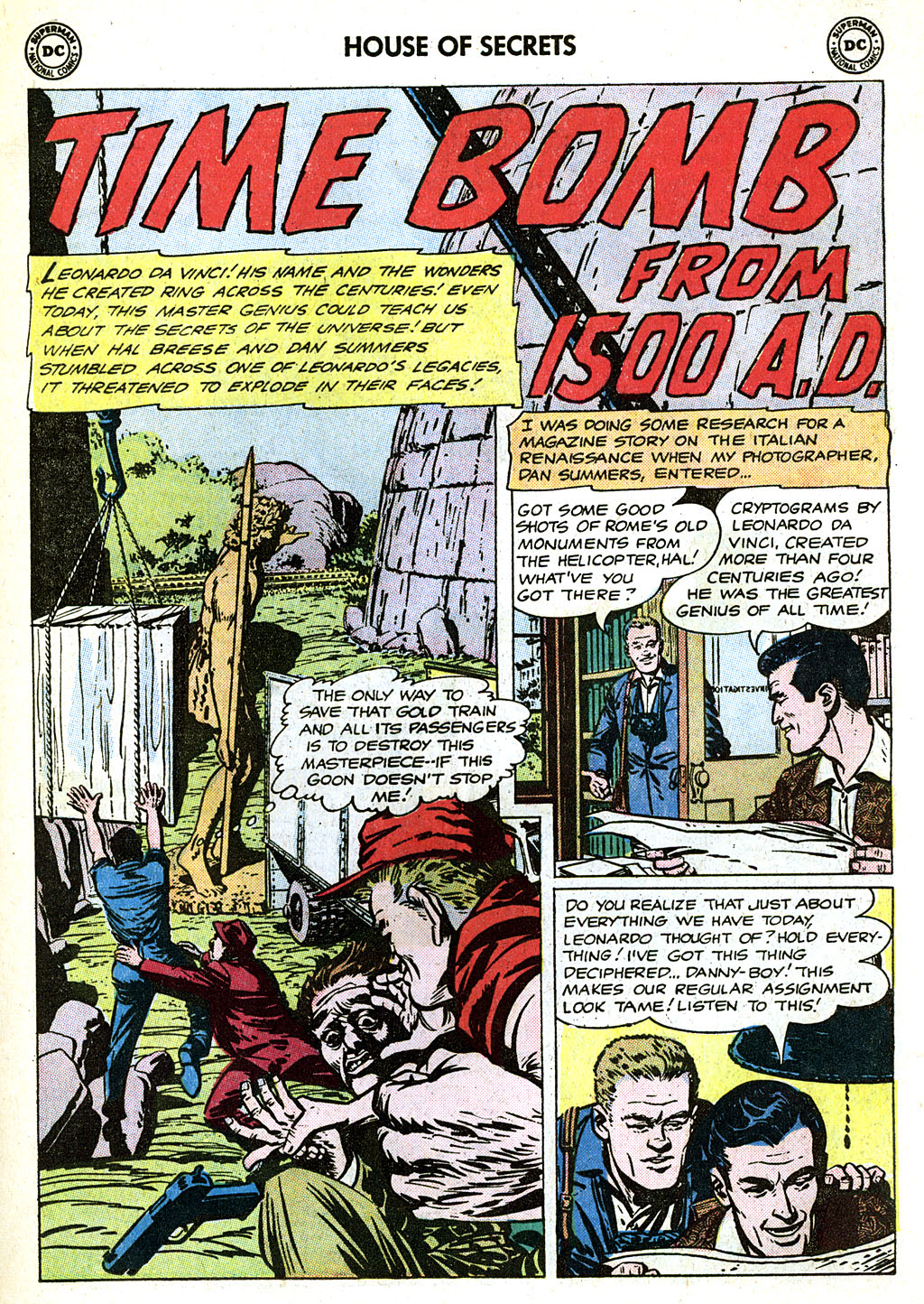 House of Secrets (1956) issue 58 - Page 19