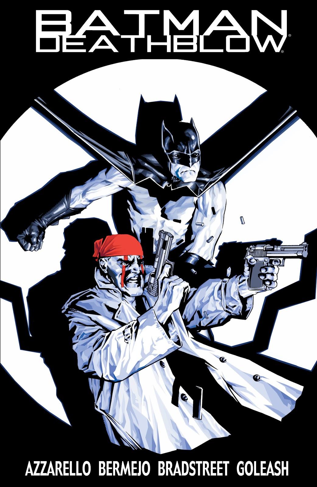 Batman/Deathblow: After The Fire 1 Page 1