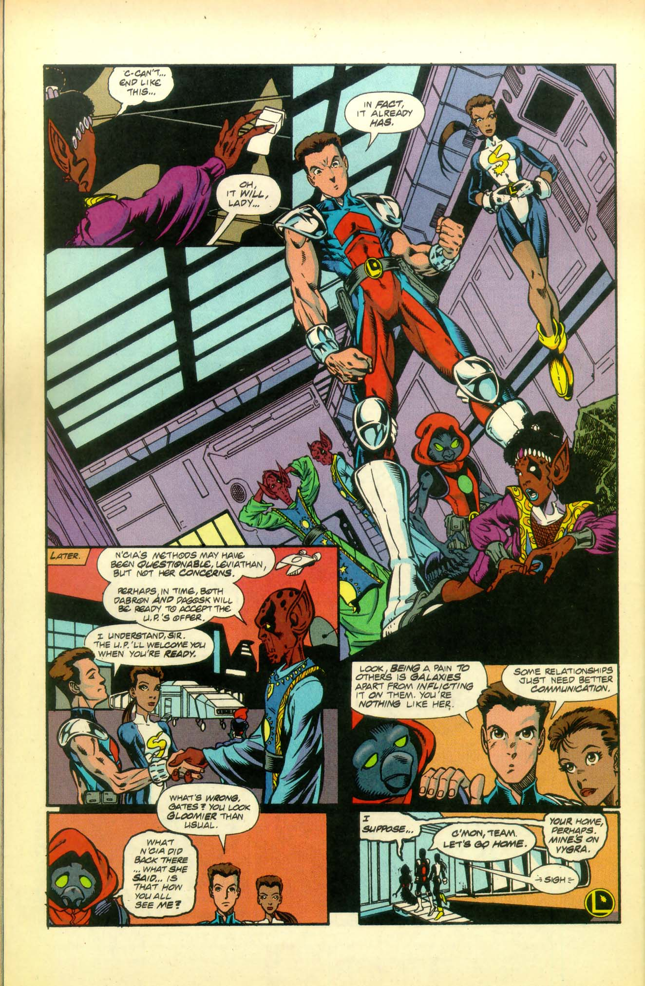 Read online Showcase '96 comic -  Issue #8 - 39