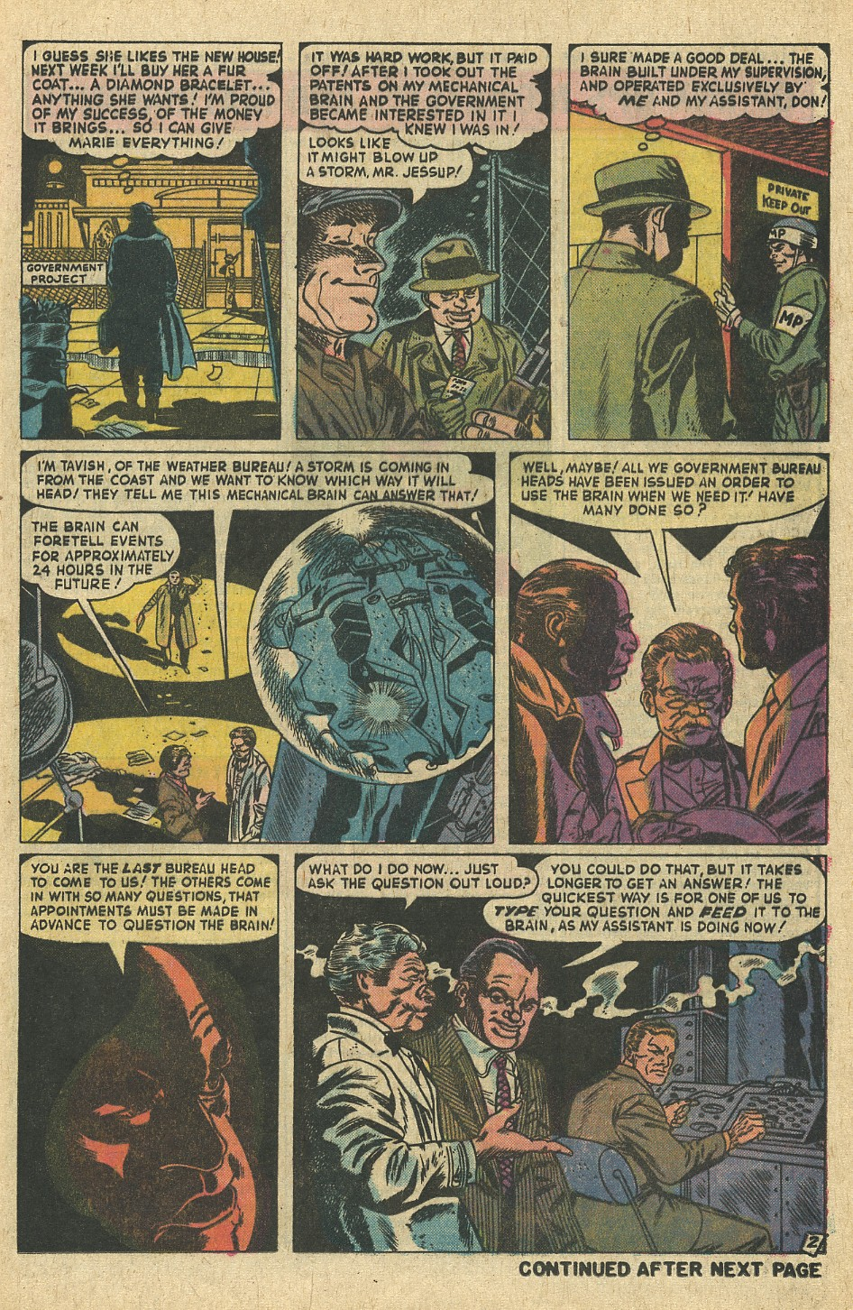Journey Into Mystery (1972) issue 12 - Page 21