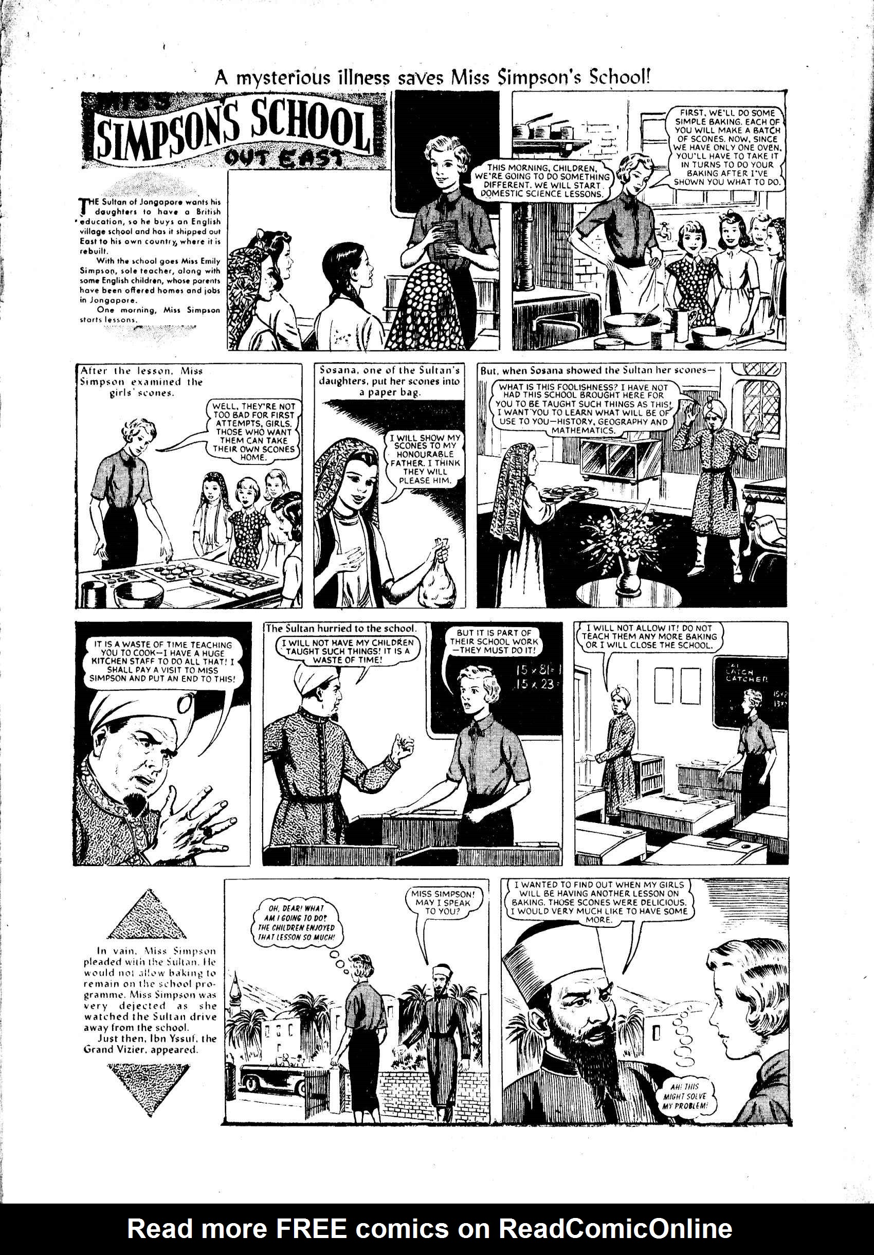 Read online Judy comic -  Issue #42 - 26