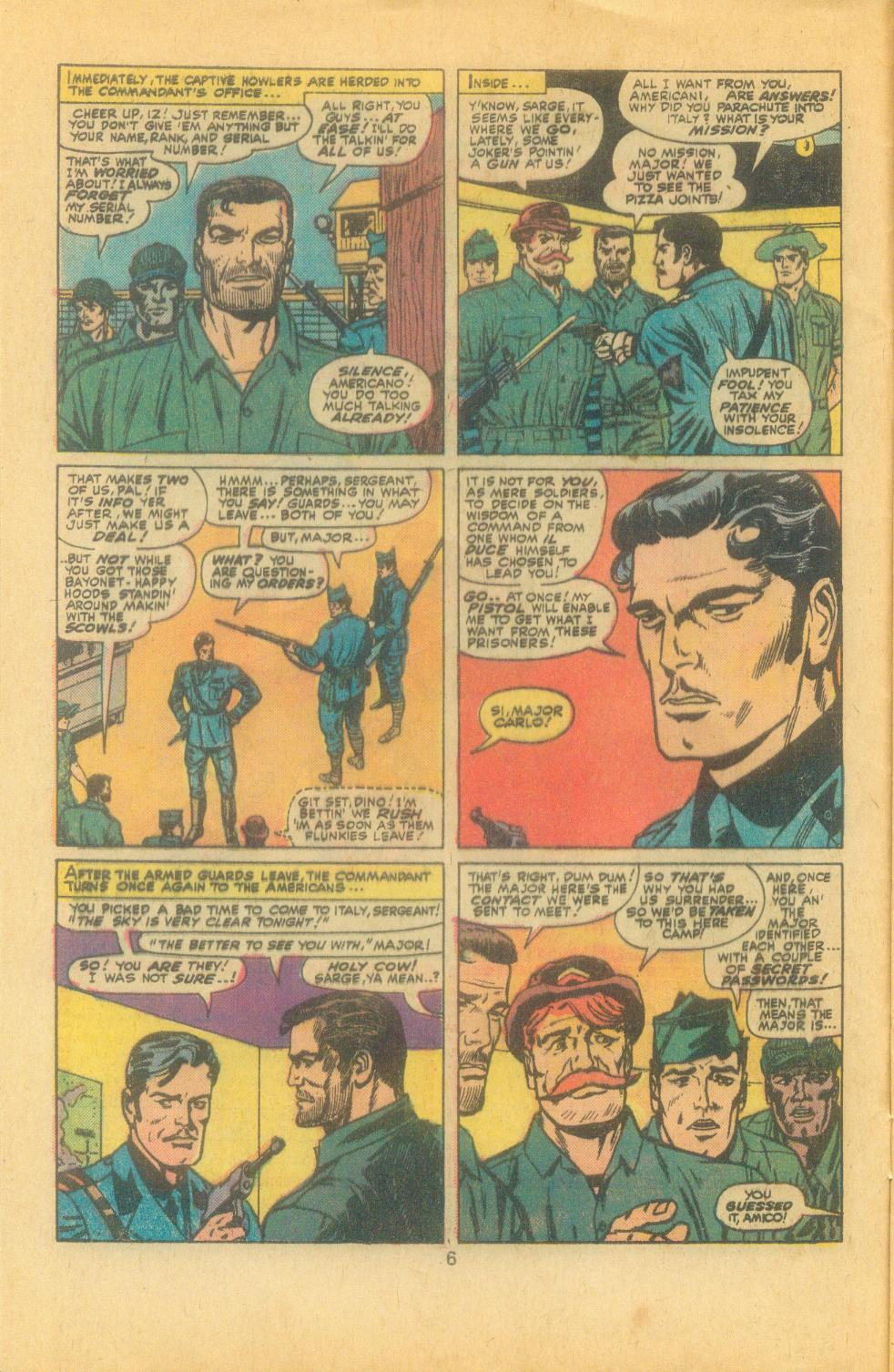 Read online Sgt. Fury comic -  Issue #132 - 8