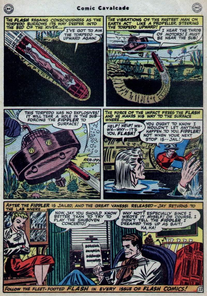 Comic Cavalcade issue 28 - Page 73
