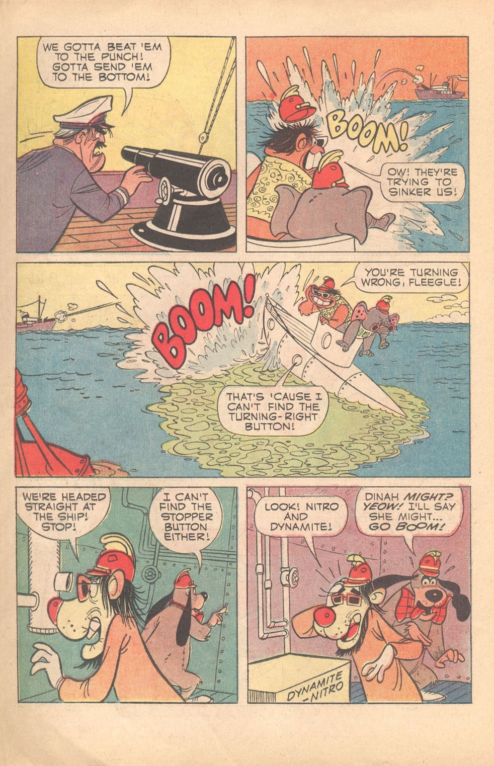 Banana Splits issue 2 - Page 14