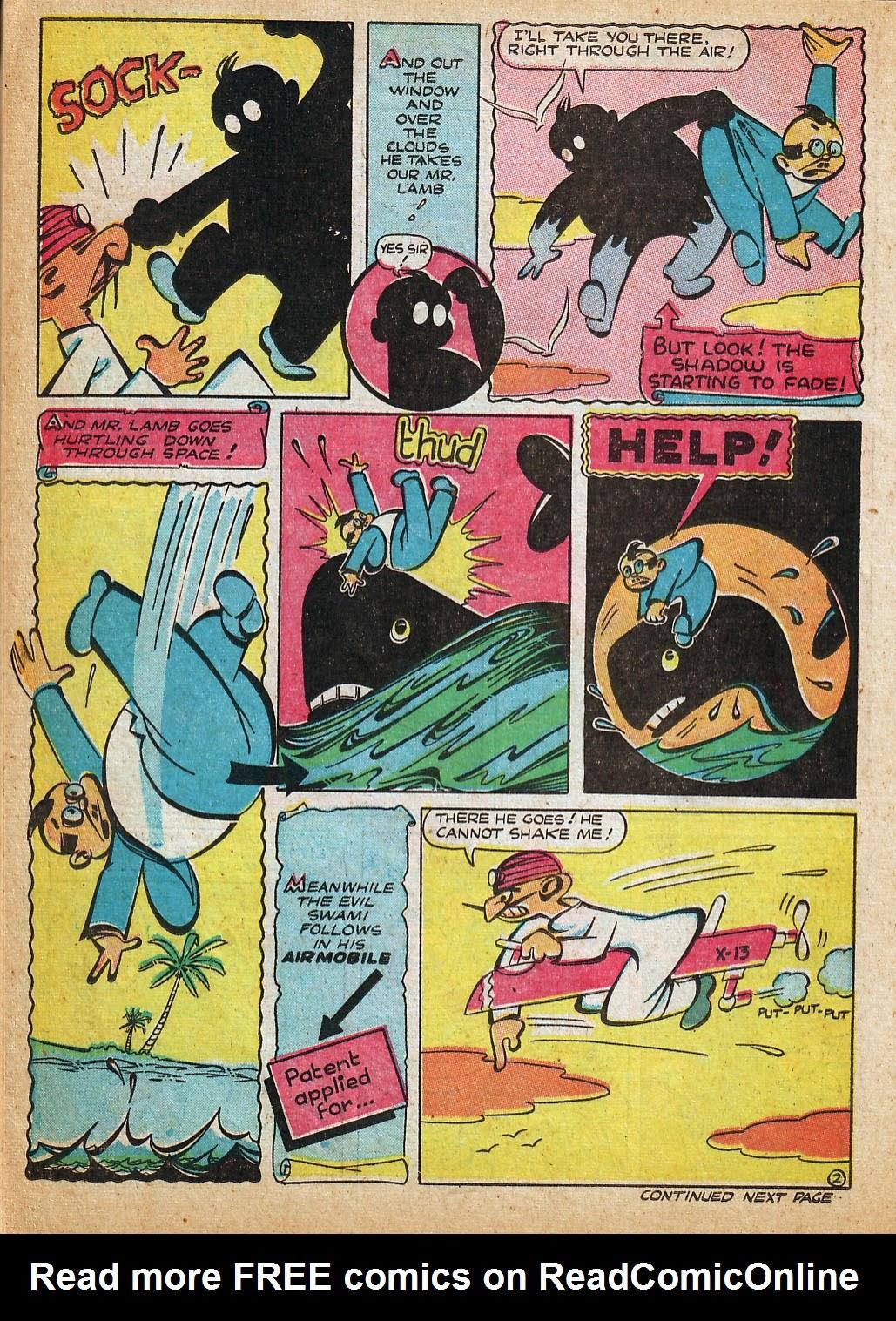 Jingle Jangle Comics issue 1 - Page 49