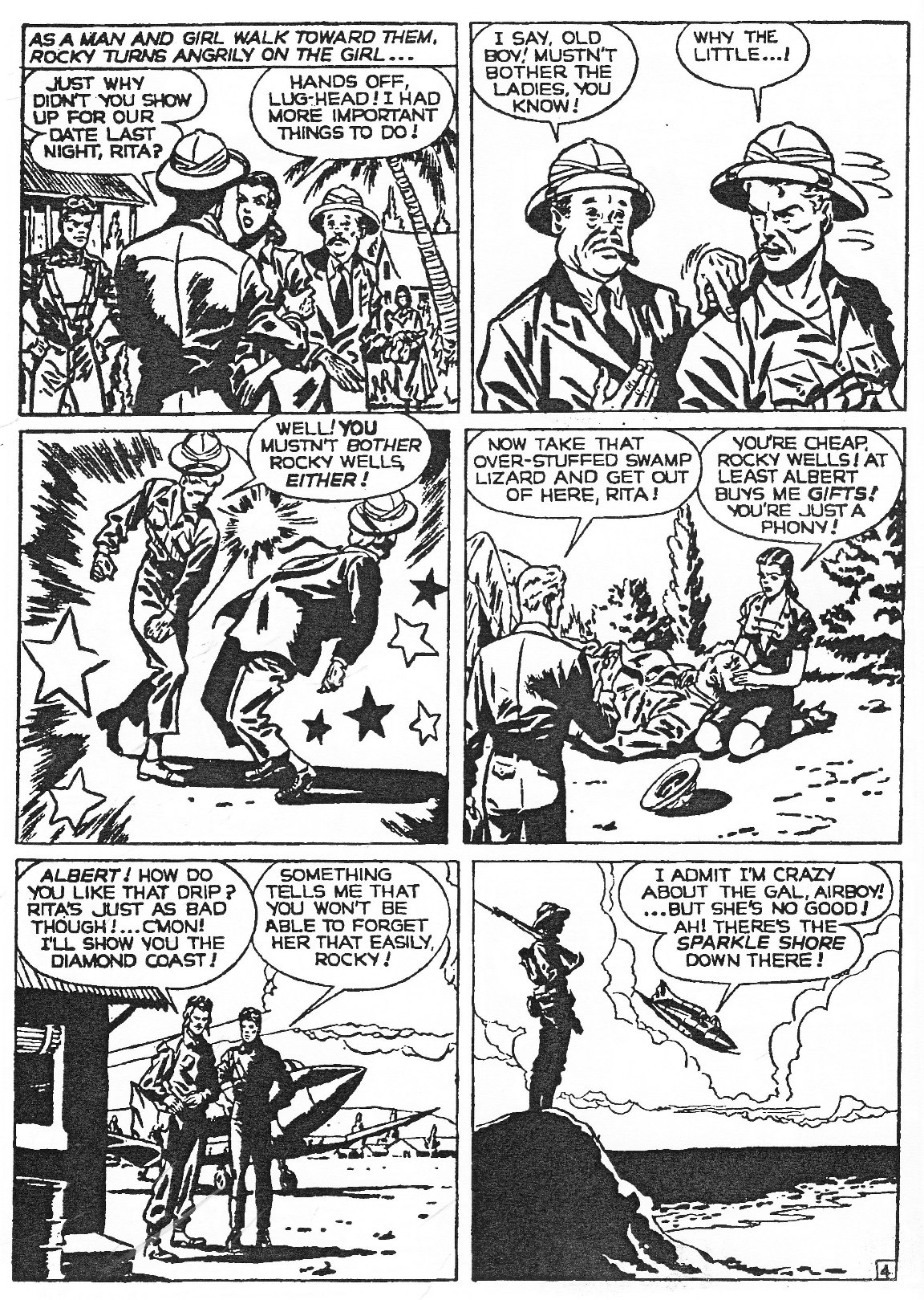 Read online Men of Mystery Comics comic -  Issue #83 - 184