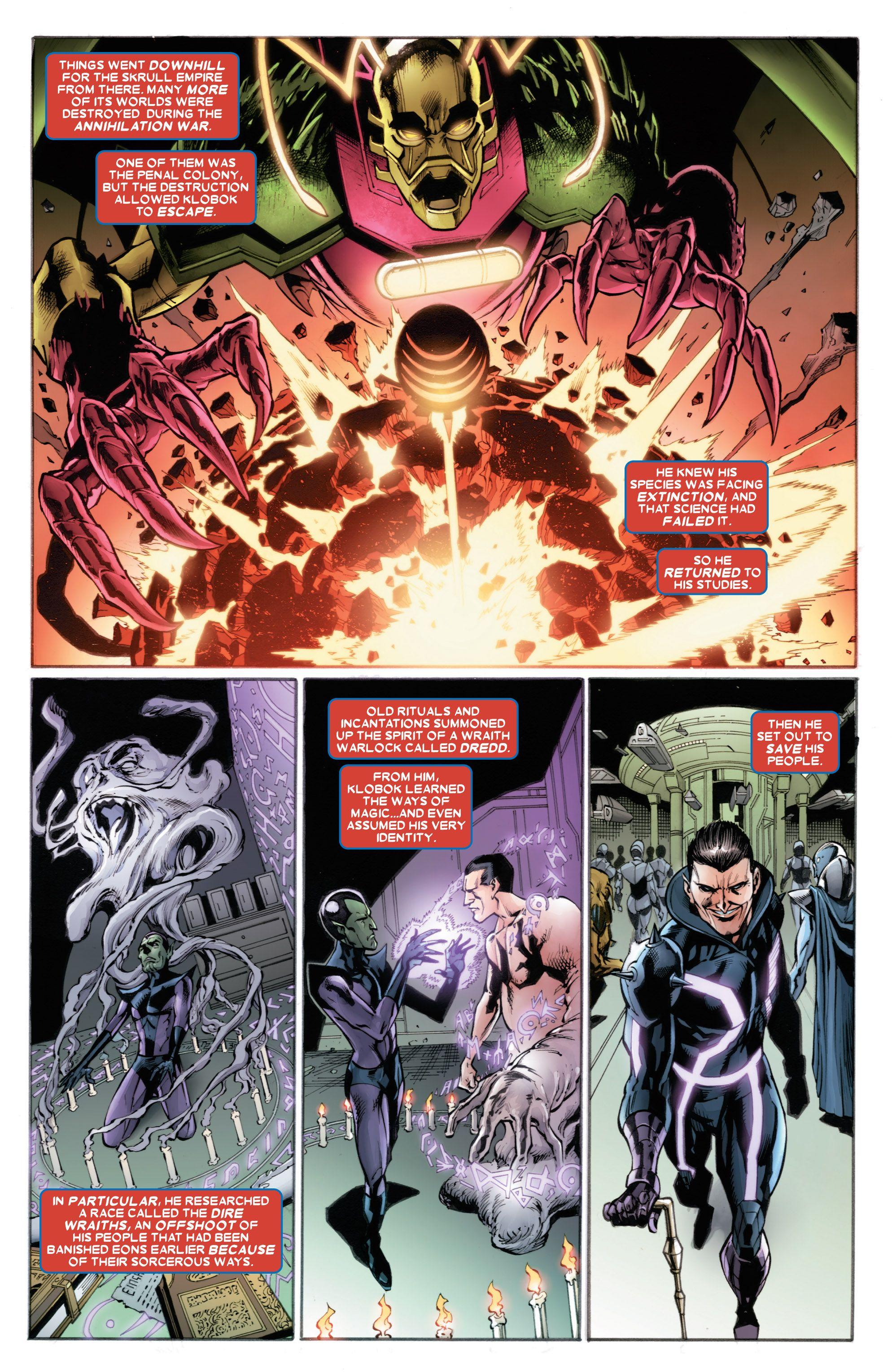 Read online Annihilators comic -  Issue #4 - 4