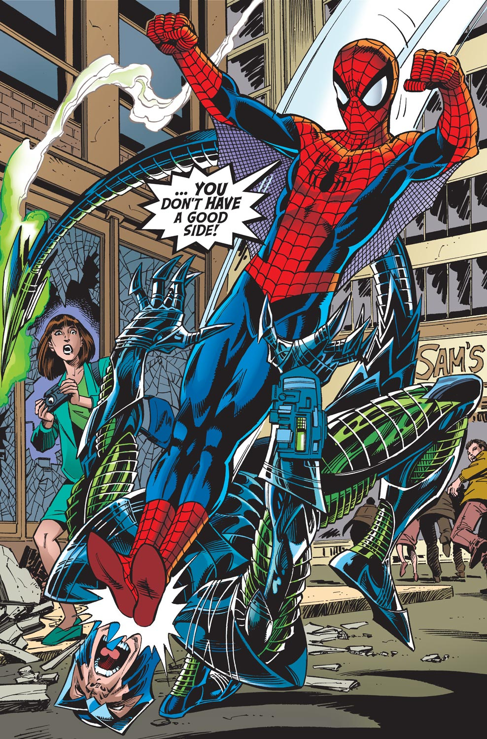 The Amazing Spider-Man (1999) 1 Page 15