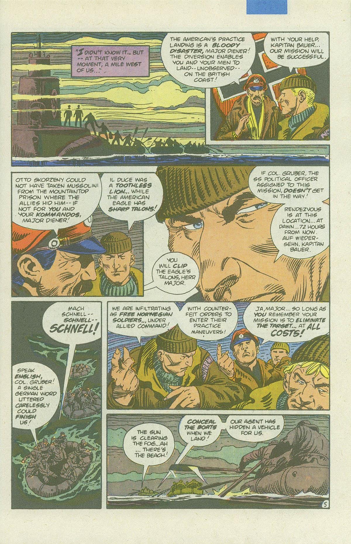 Read online Sgt. Rock comic -  Issue #422 - 8