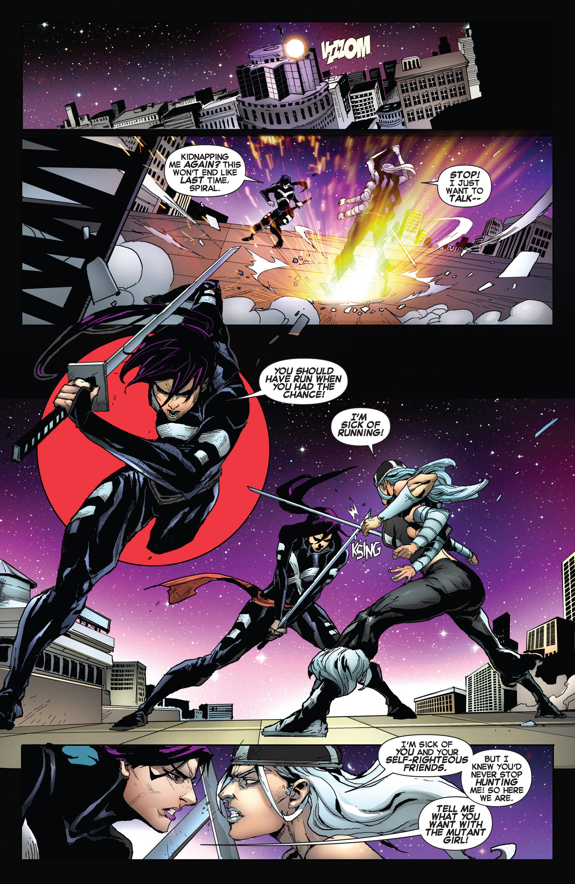 Read online Uncanny X-Force (2013) comic -  Issue #6 - 11