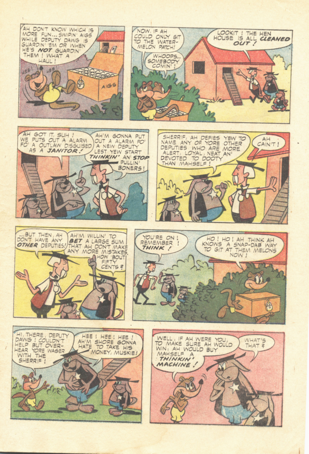 Four Color Comics issue 1238 - Page 21