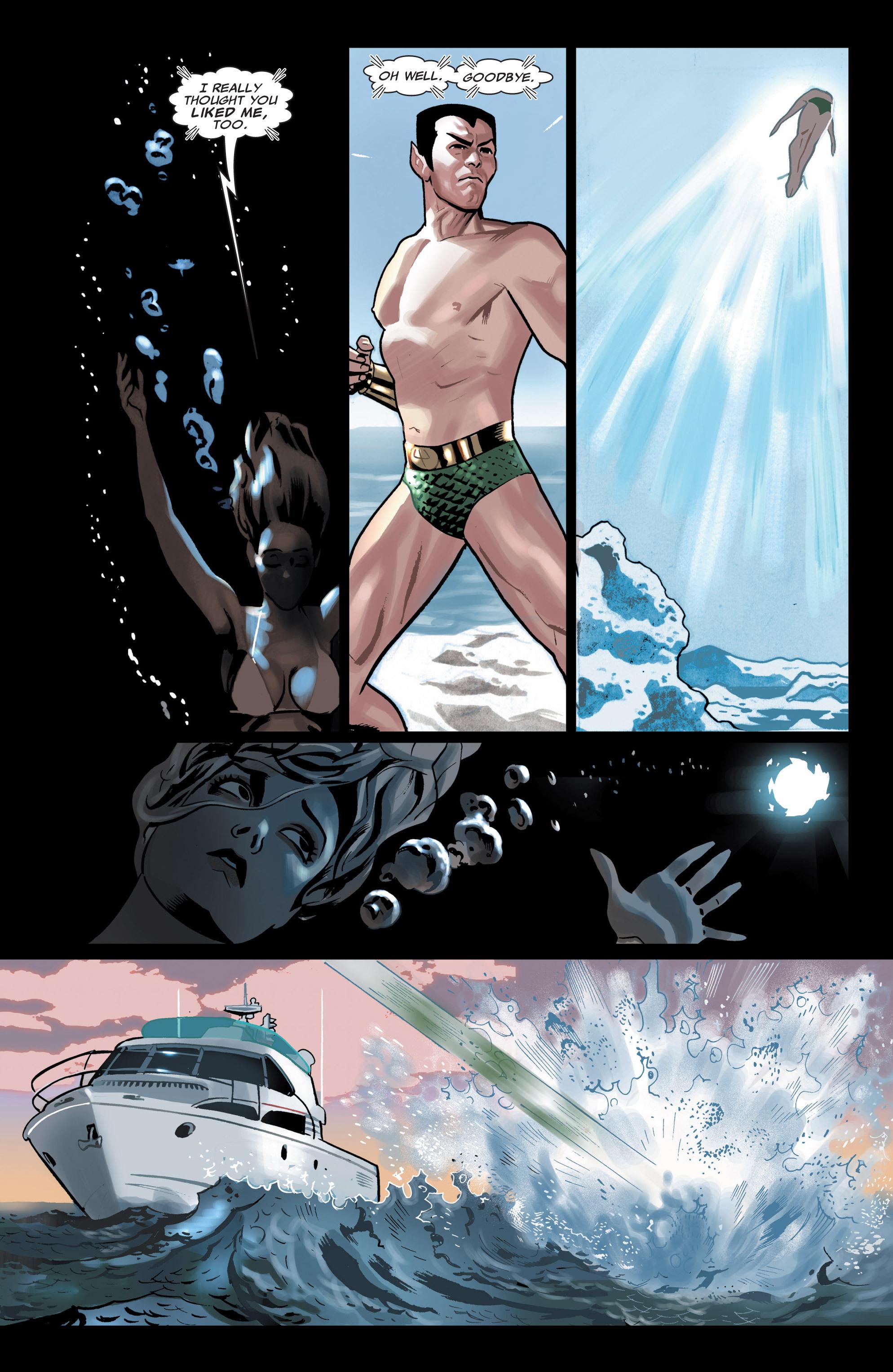 Read online Uncanny X-Men (1963) comic -  Issue # _Annual 2 (2009) - 20