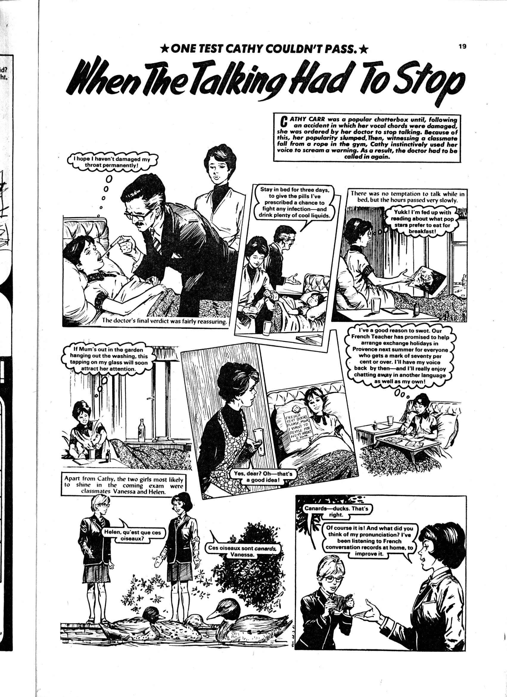 Read online Judy comic -  Issue #1107 - 19