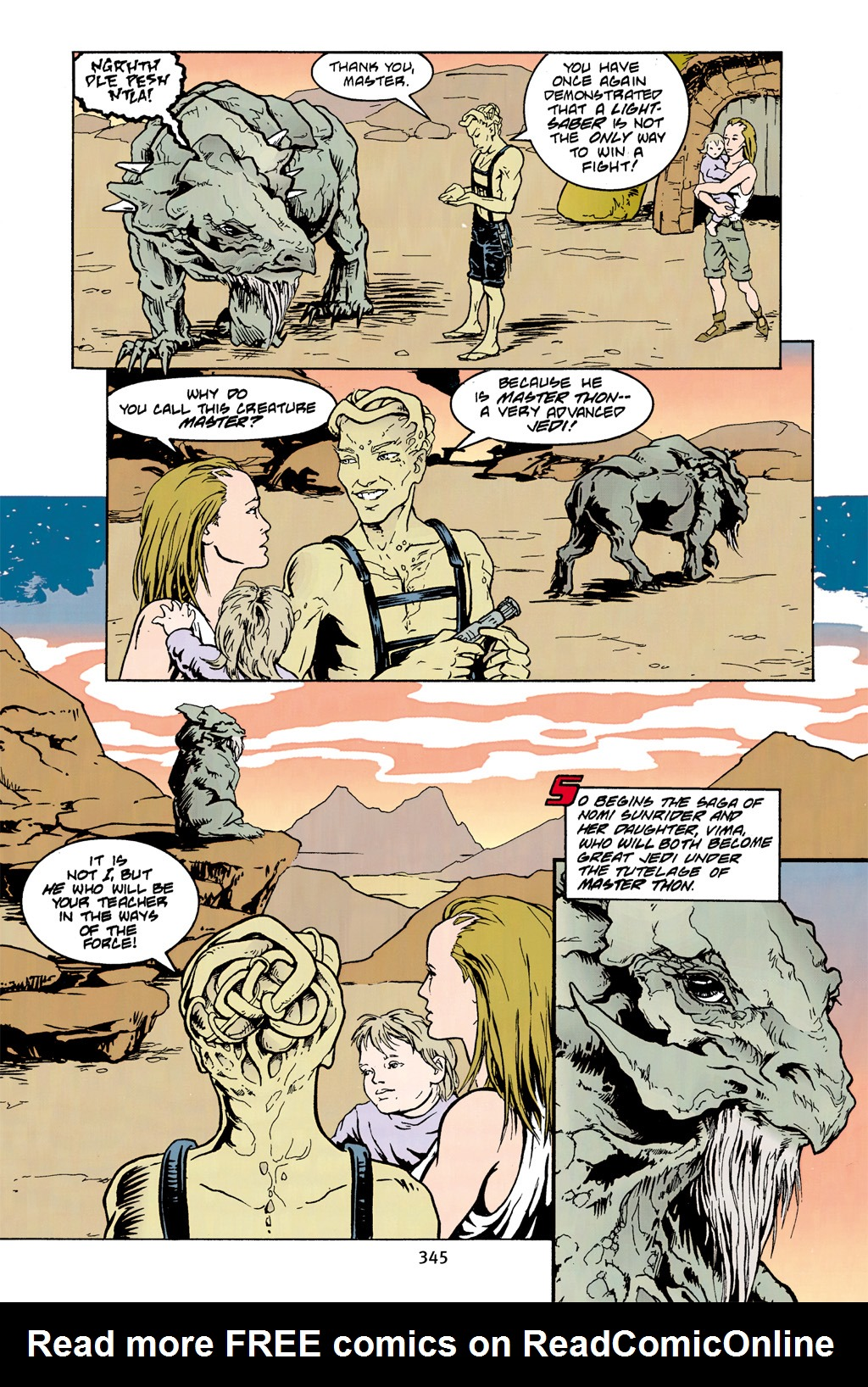 Read online Star Wars Omnibus comic -  Issue # Vol. 4 - 334