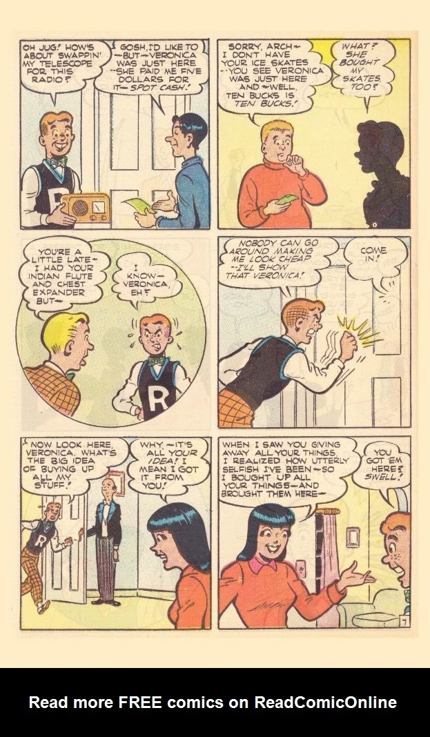 Archie Comics issue 039 - Page 16