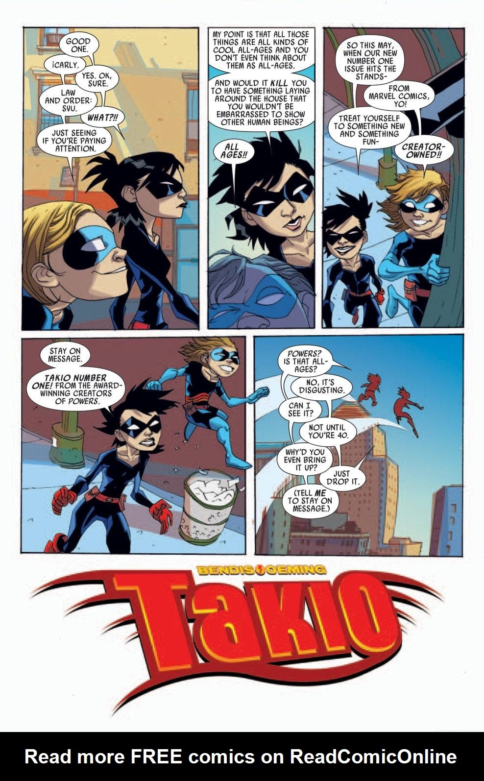 Read online Takio (2012) comic -  Issue #2 - 32