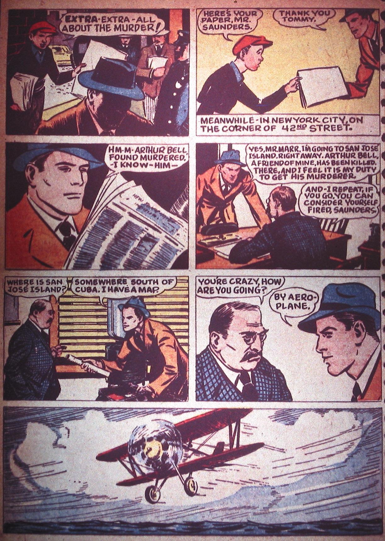 Detective Comics (1937) 4 Page 3