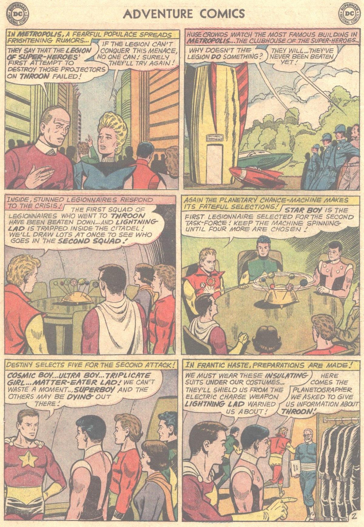 Read online Adventure Comics (1938) comic -  Issue #319 - 15