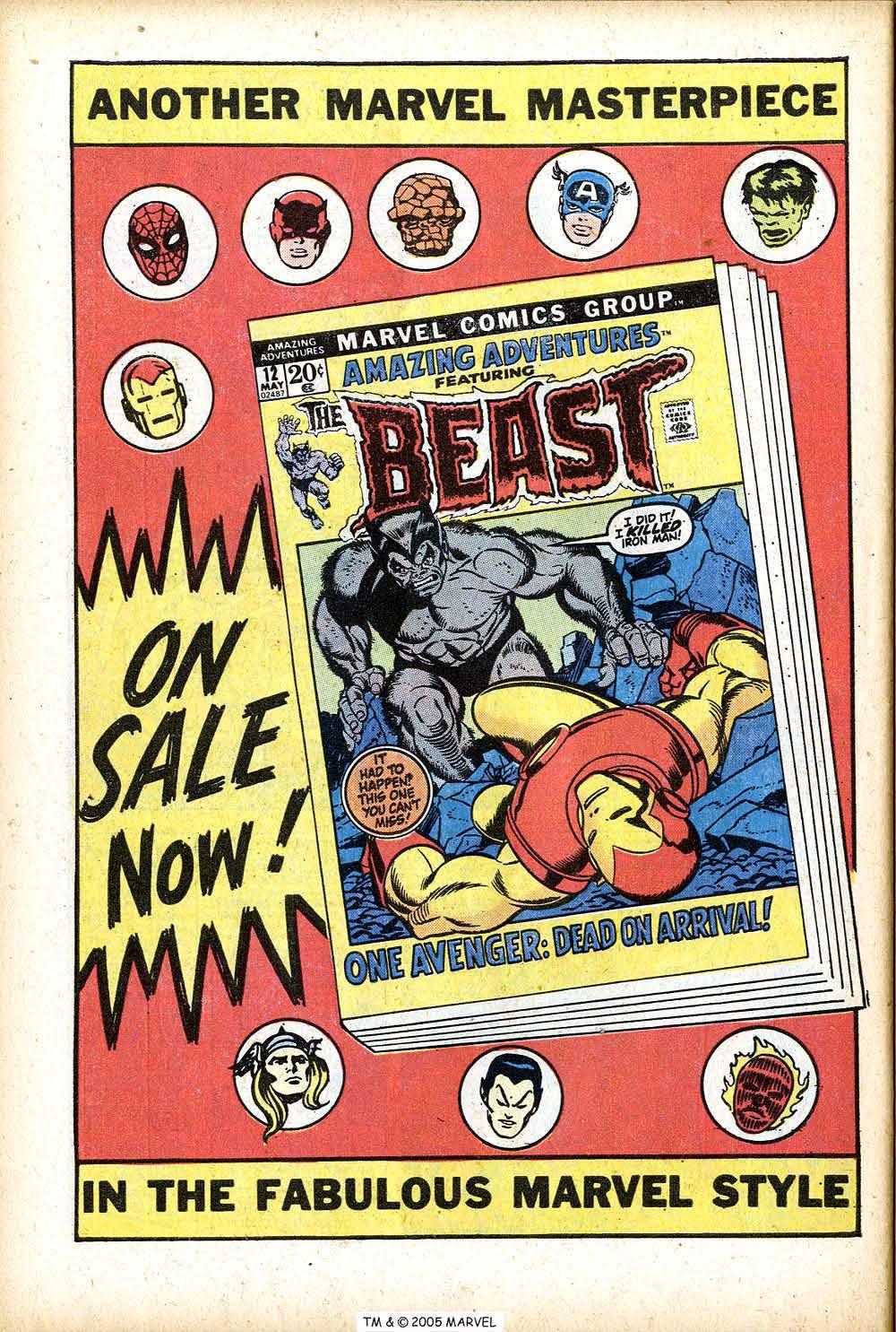 Uncanny X-Men (1963) 76 Page 29