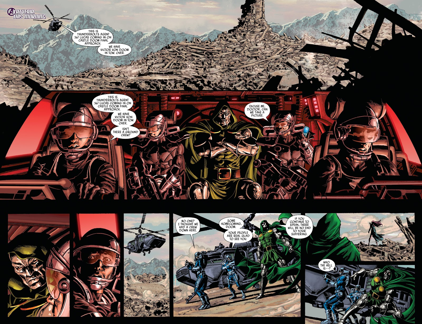 Read online Siege Prelude comic -  Issue # TPB (Part 1) - 29