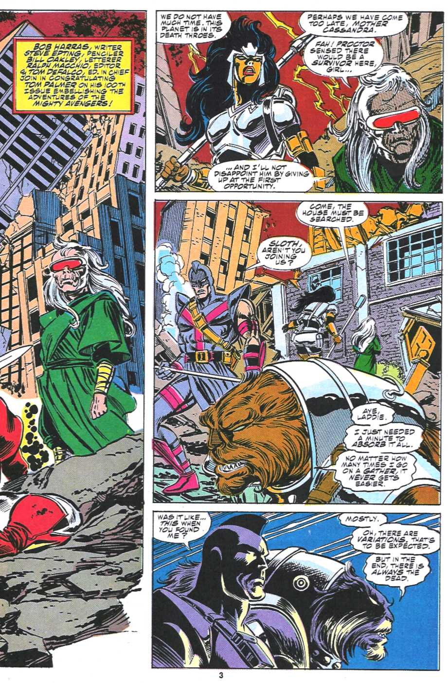 The Avengers (1963) 355 Page 3
