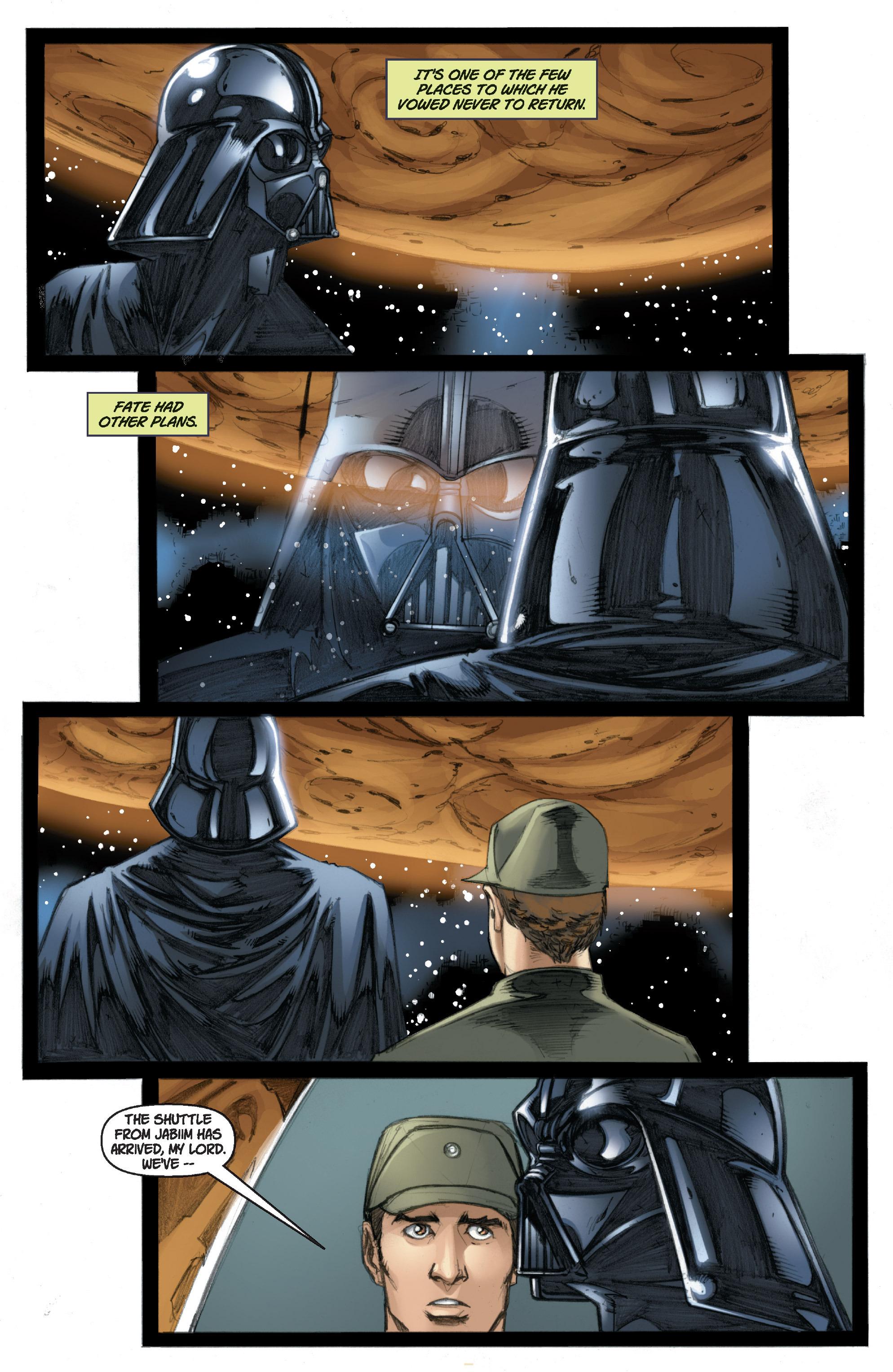 Read online Star Wars Omnibus comic -  Issue # Vol. 20 - 154