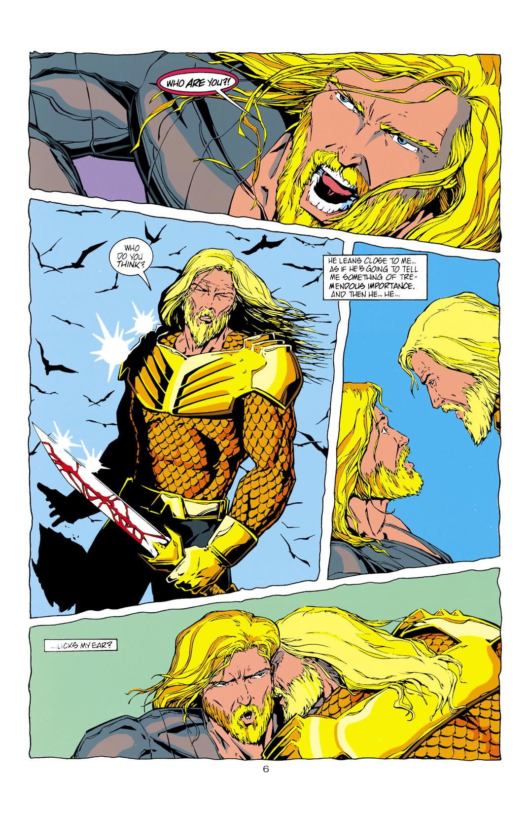 Read online Aquaman (1994) comic -  Issue #10 - 7