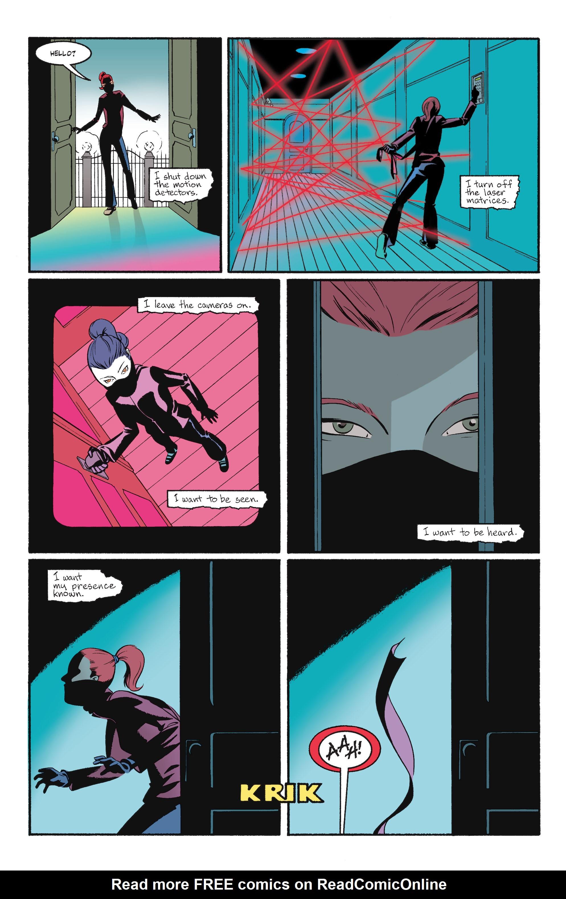 Read online Batgirl/Robin: Year One comic -  Issue # TPB 2 - 12