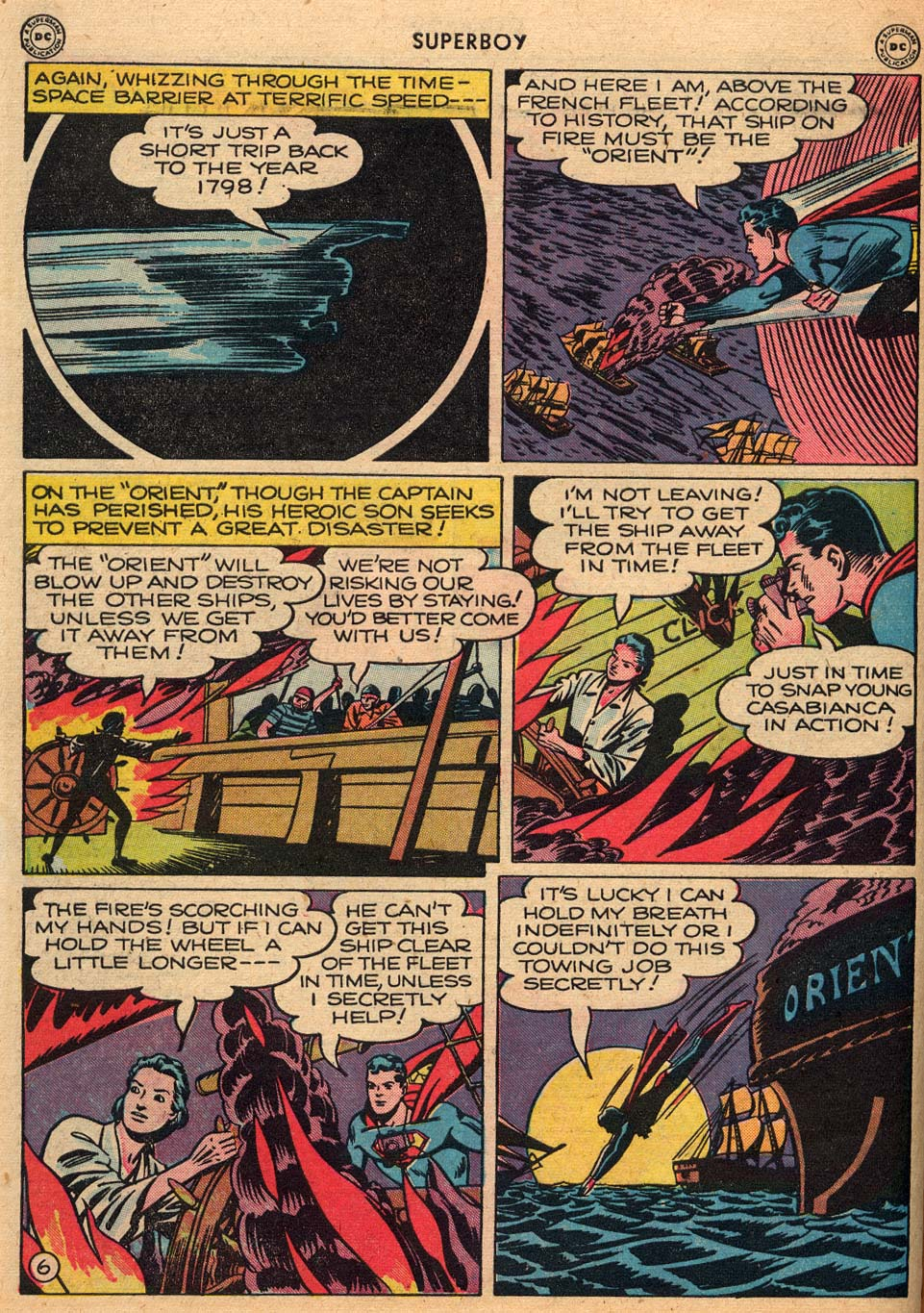 Superboy (1949) issue 3 - Page 7