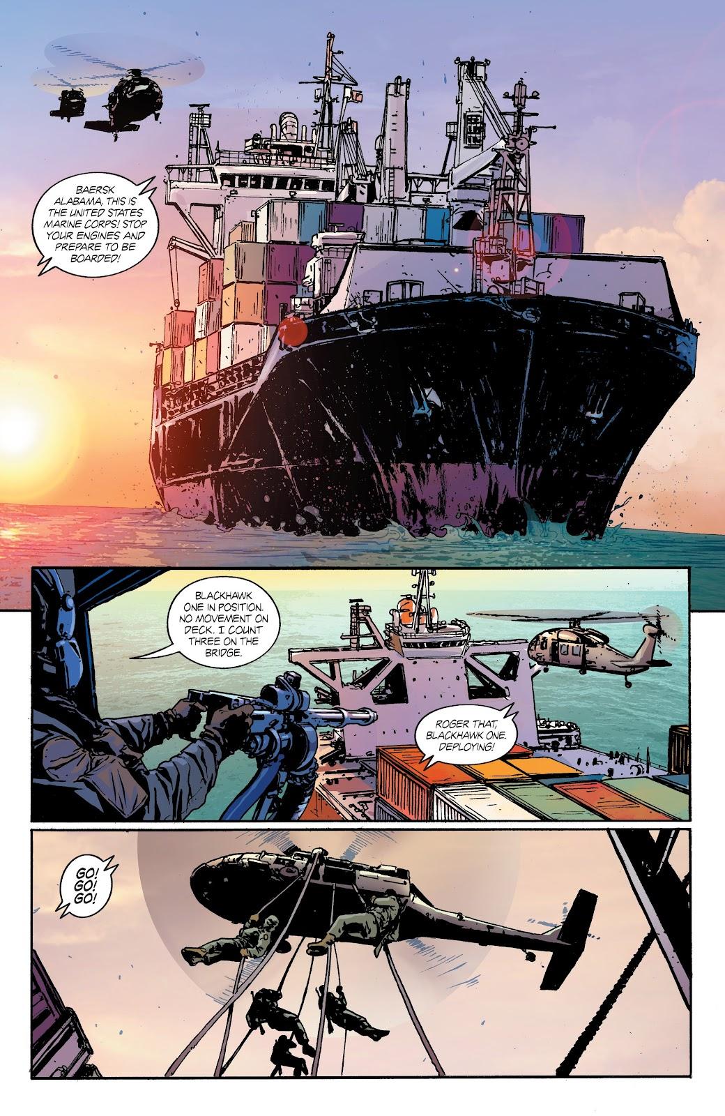 Read online Hardcore comic -  Issue #2 - 14