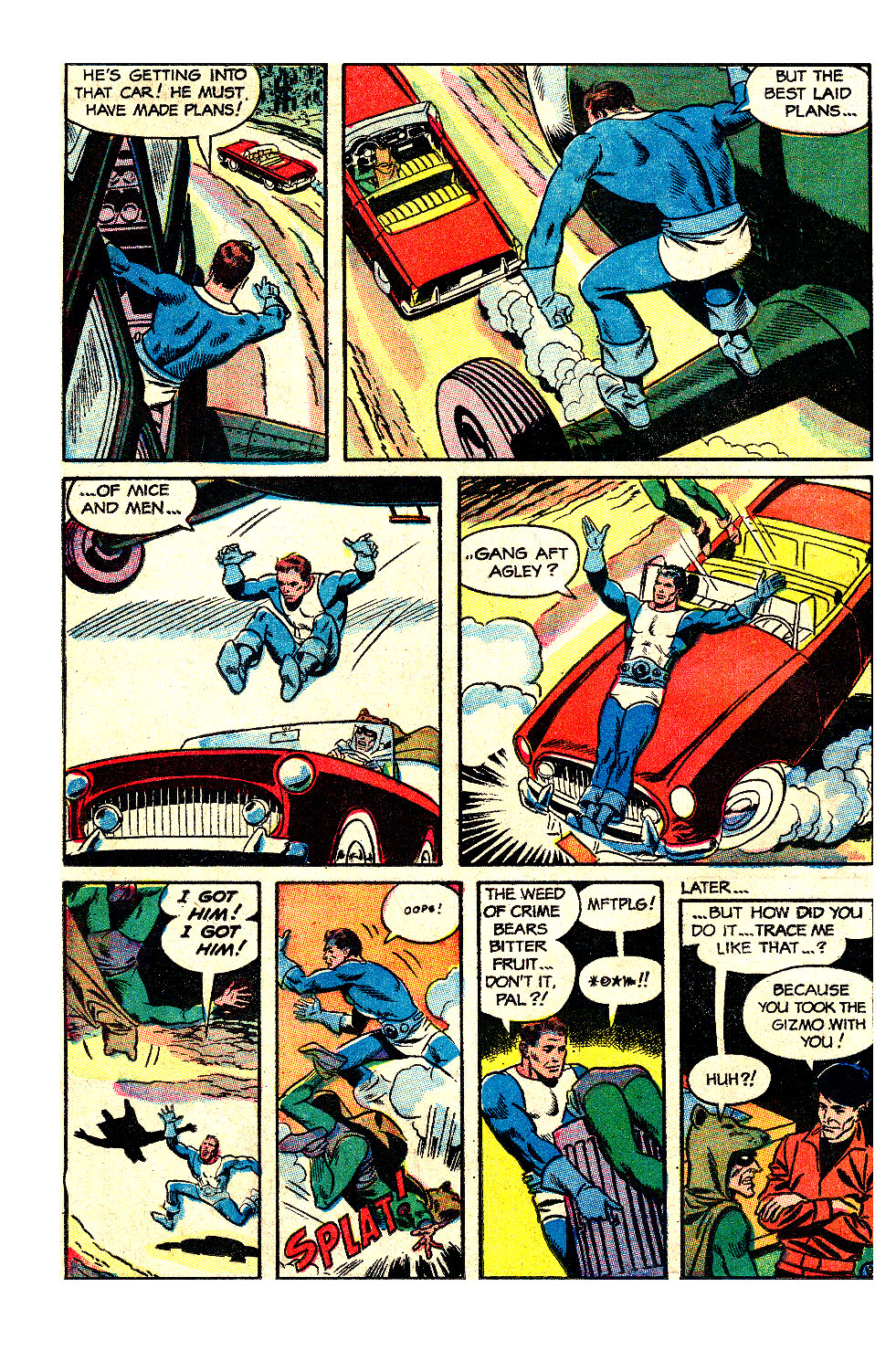 T.H.U.N.D.E.R. Agents (1965) issue 17 - Page 14
