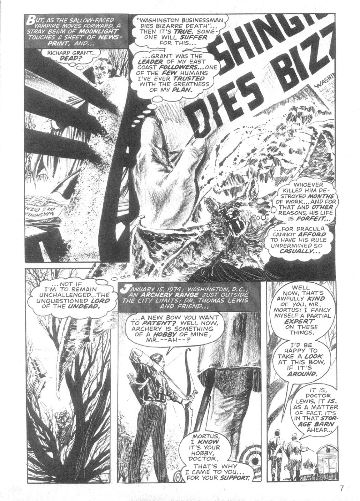 Dracula Lives issue 7 - Page 8