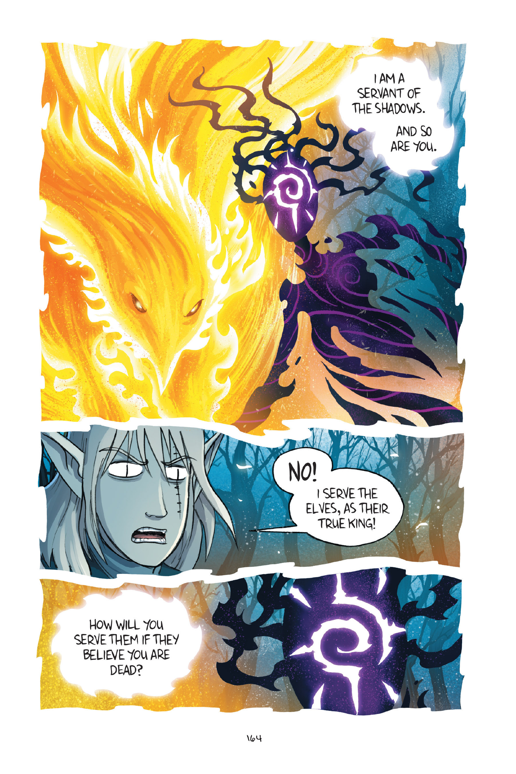 Read online Amulet comic -  Issue #7 - 164