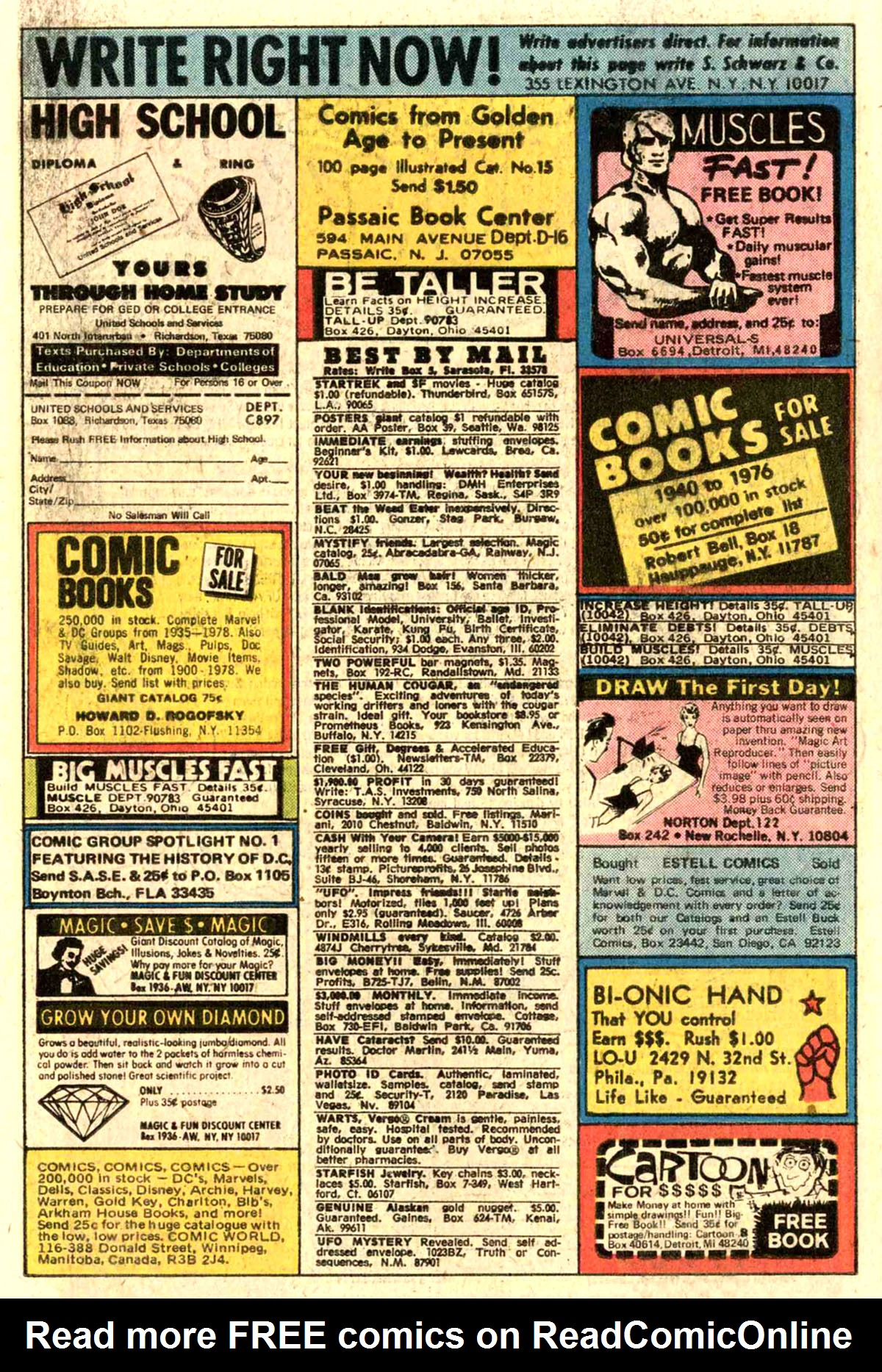 Read online Secrets of Haunted House comic -  Issue #9 - 18