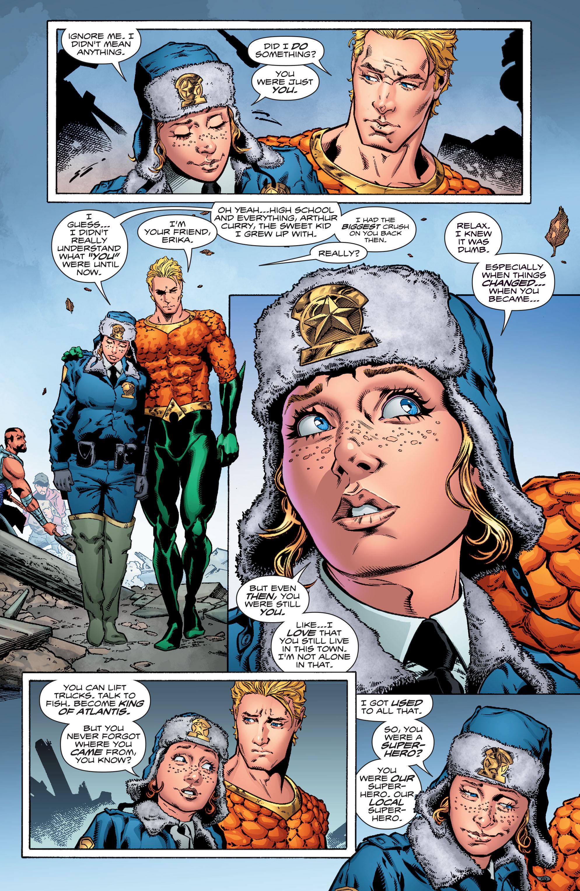 Read online Aquaman (2016) comic -  Issue #16 - 18