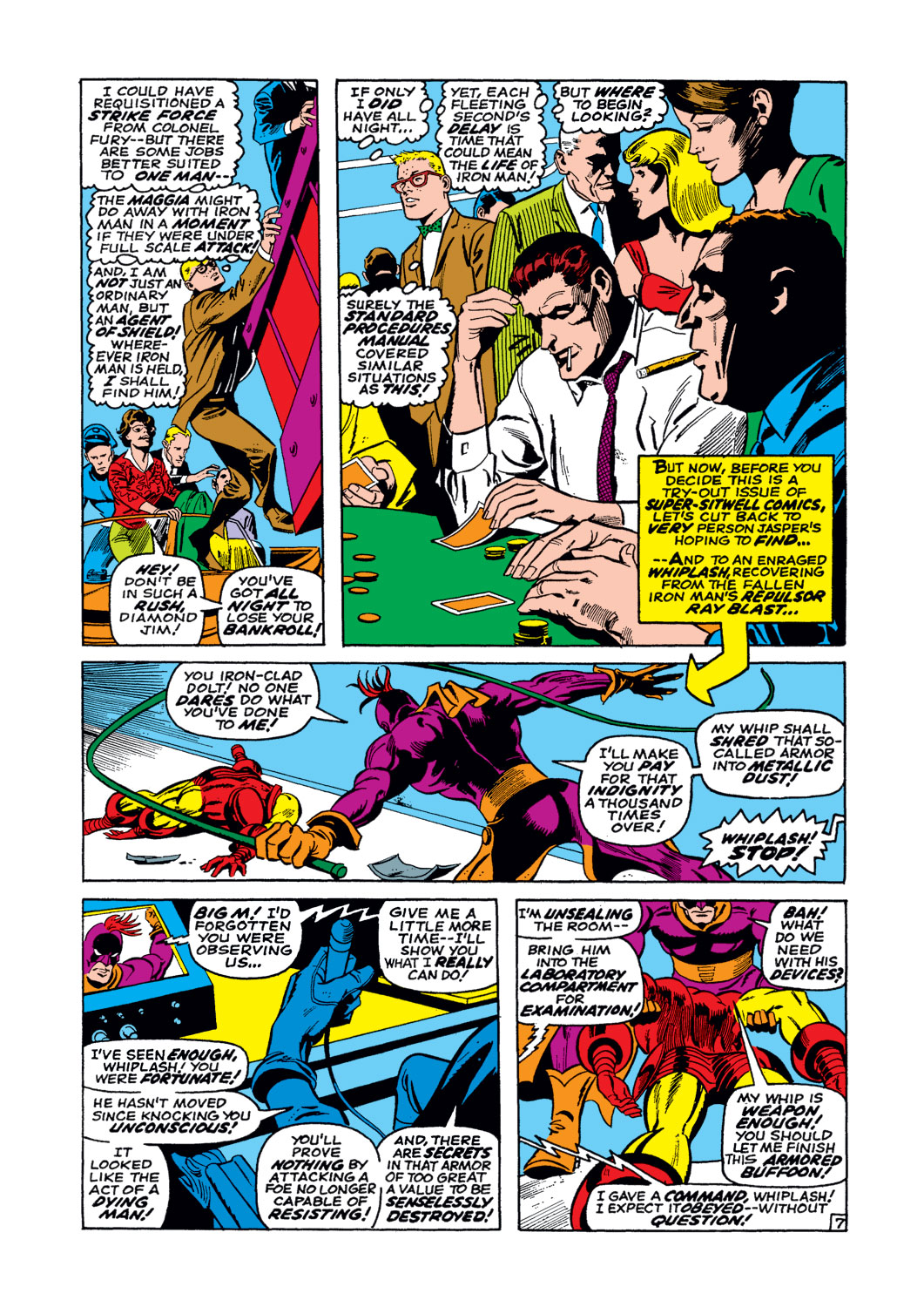 Tales of Suspense (1959) issue 99 - Page 8