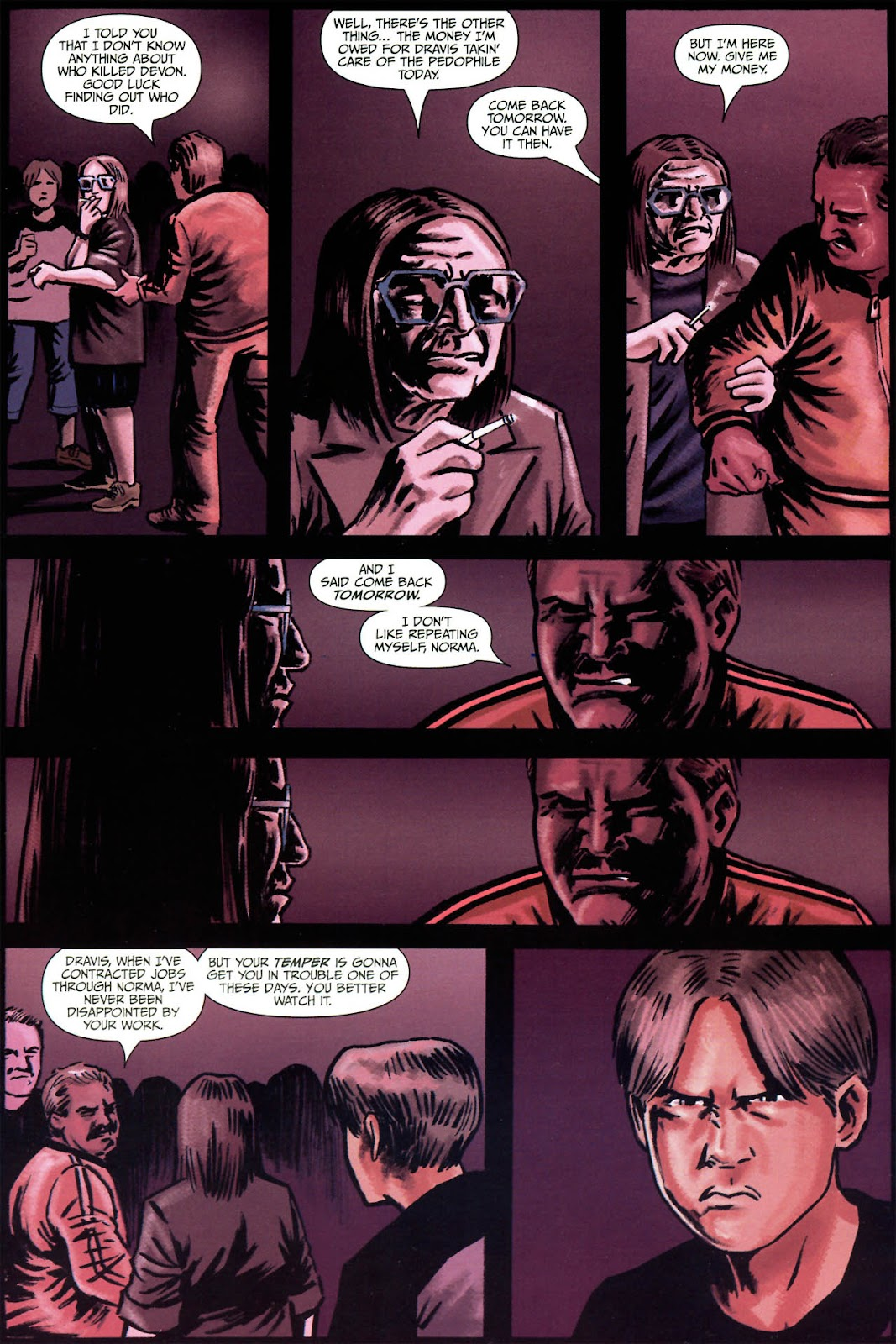 Read online Ward Of The State comic -  Issue #2 - 13