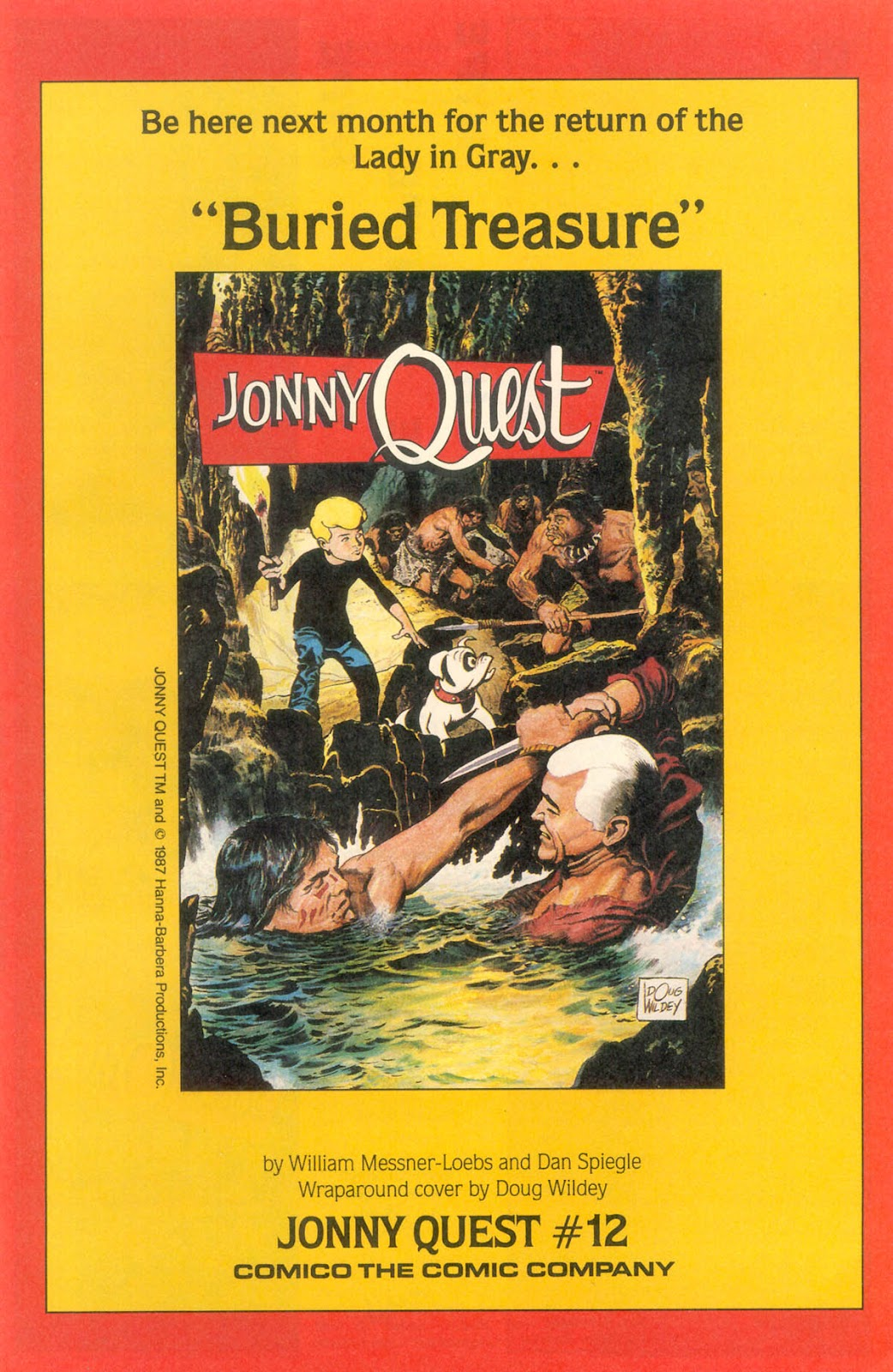 Jonny Quest (1986) issue 11 - Page 30